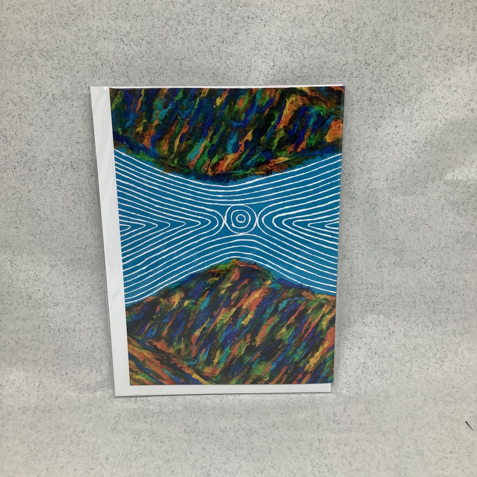 Custom Works Custom Works - Greeting Card (Set of 4)