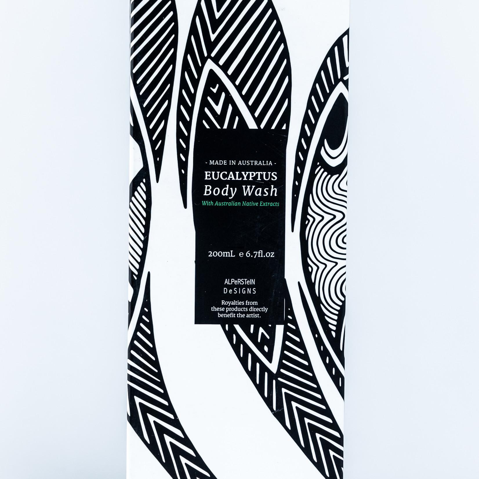 Alperstein Designs Body Wash (Dancing Wombat) - Alperstein Designs
