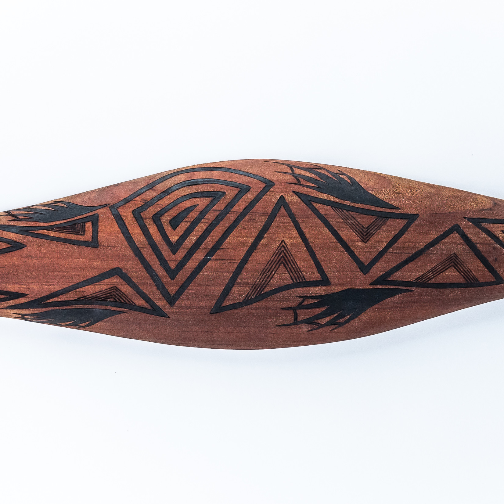 Ngarga Warendj Pty Ltd Parrying Shield Medium - Ngarga Warendji