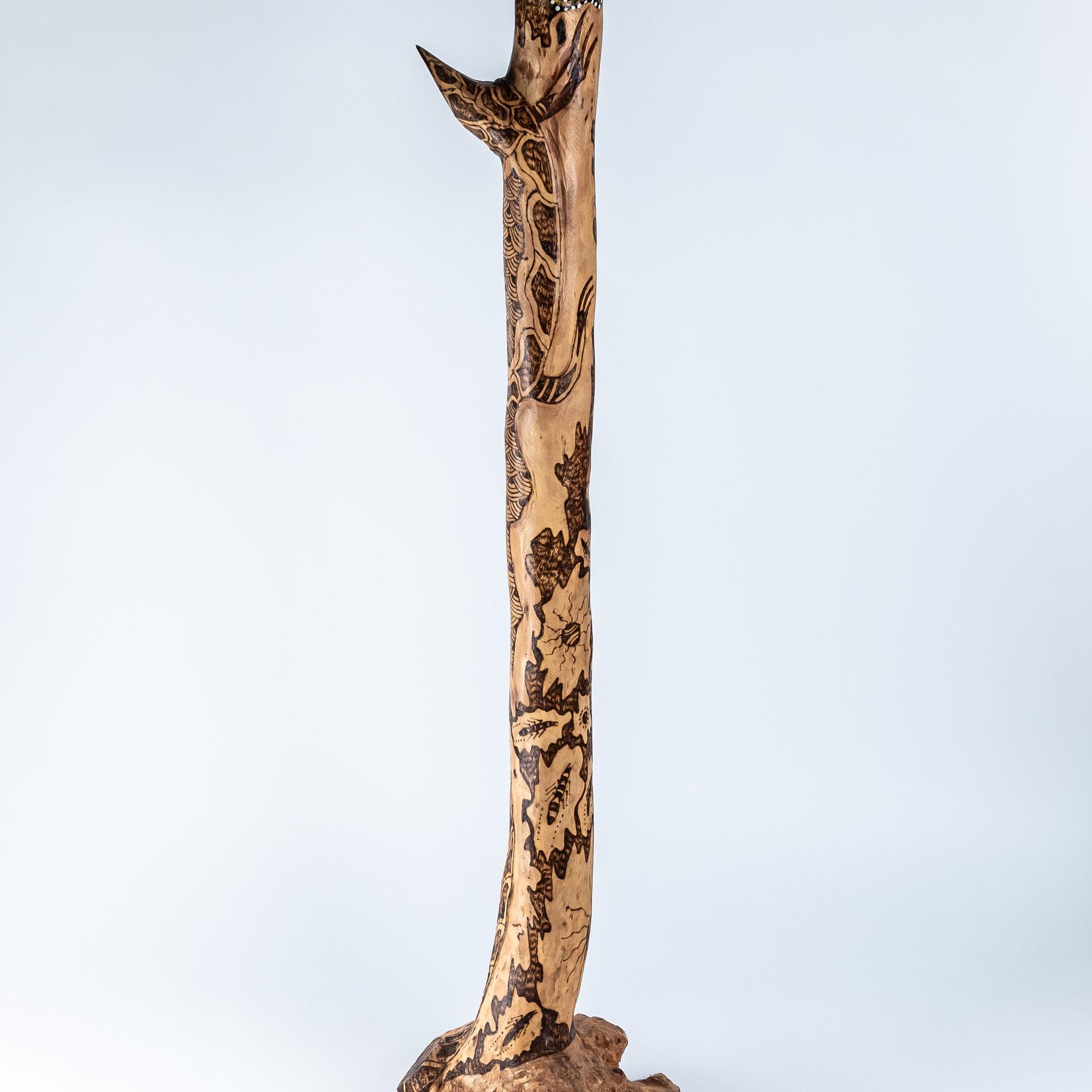 Arthur Kirby Didgeridoo - Uncle Arthur Kirby