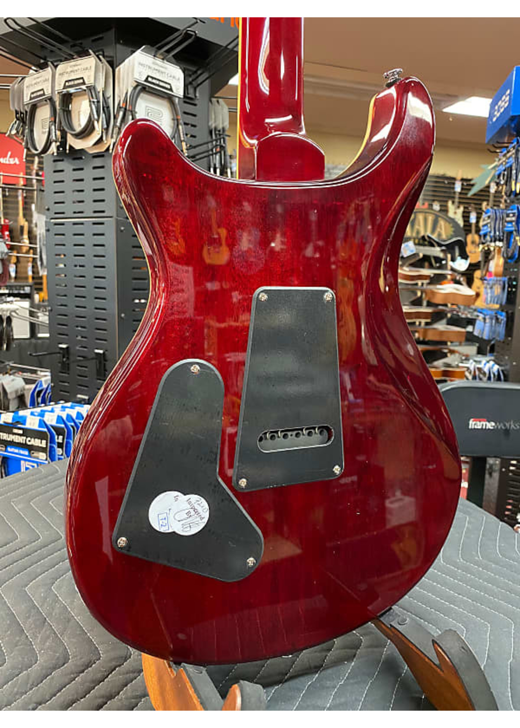 Paul Reed Smith Paul Reed Smith SE Standard 24 - Vintage Cherry