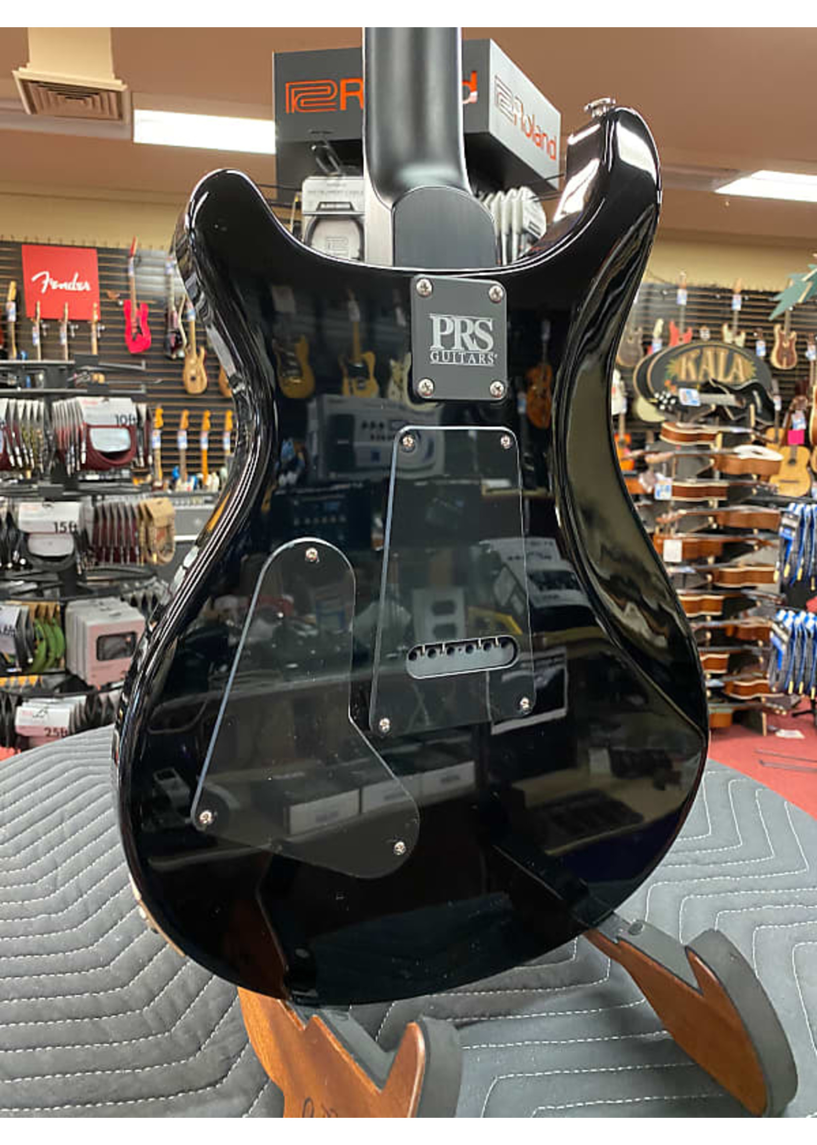 Paul Reed Smith Paul Reed Smith CE 24 Semi-Hollow Electric Guitar - Black Gold Burst