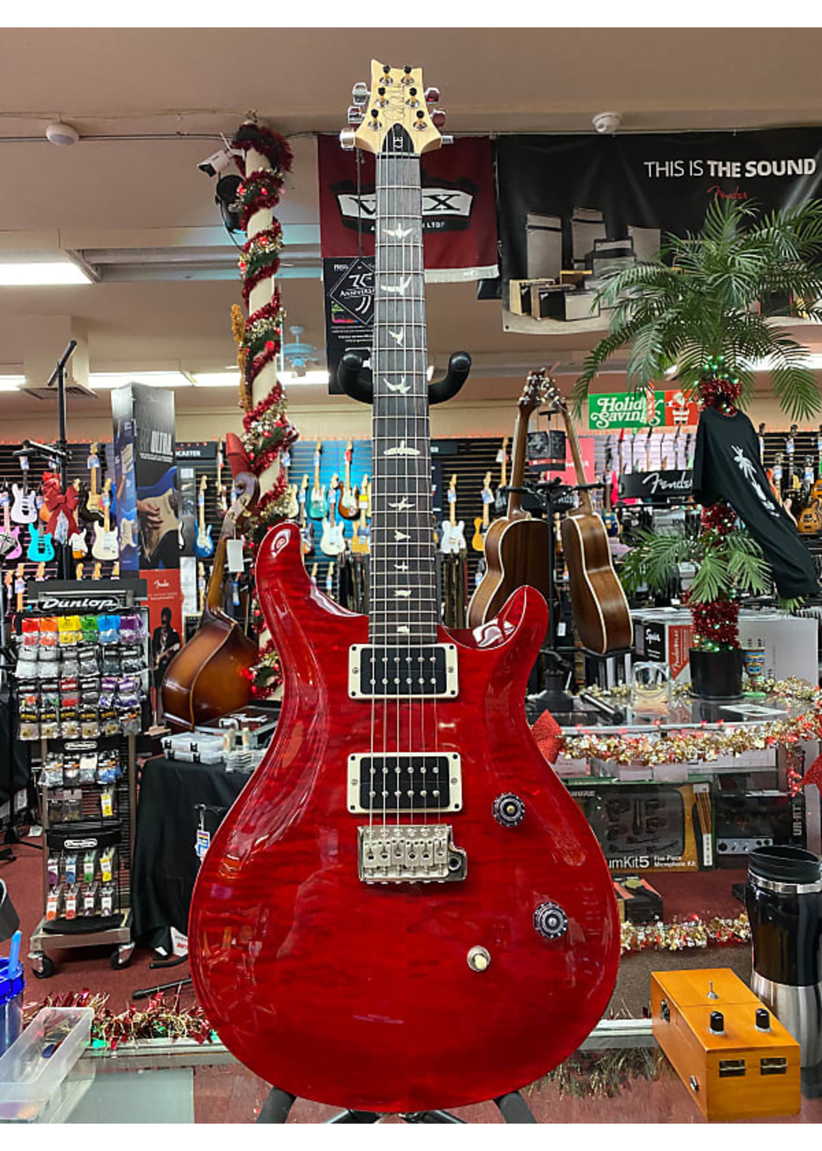 Paul Reed Smith Paul Reed Smith CE24 Scarlet Red