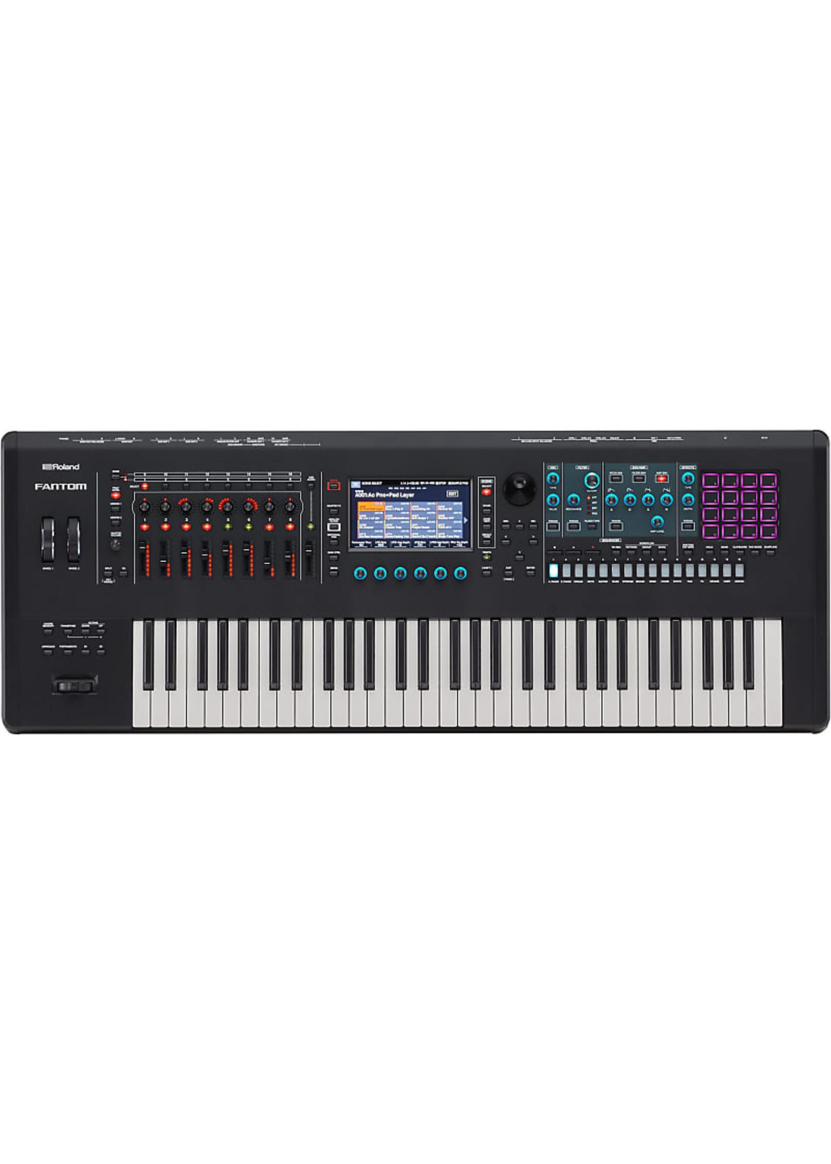 Roland Roland Fantom-6 Workstation Keyboard