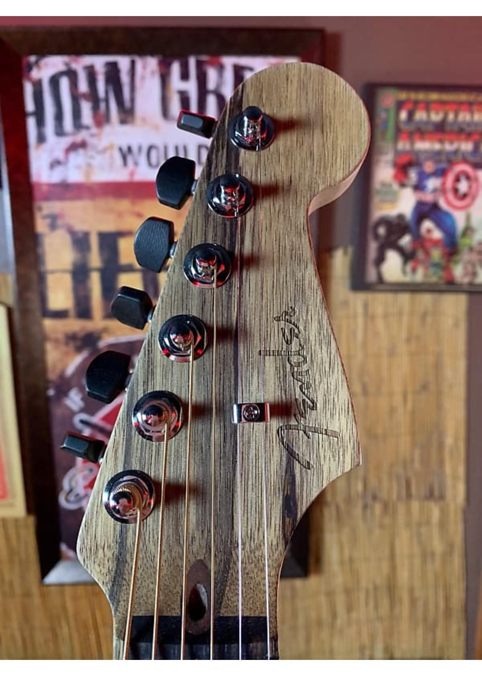 Fender Fender American Acoustasonic Stratocaster Zircote