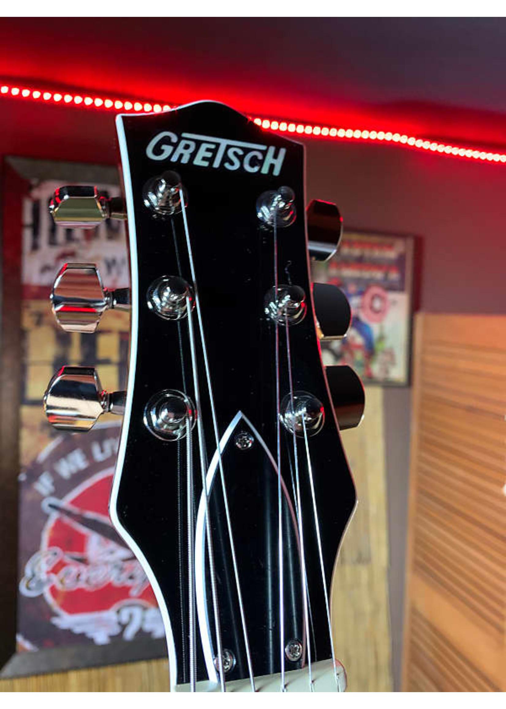 Gretsch Gretsch G6128T Players Edition Jet DS with Bigsby in Dark Cherry Metallic