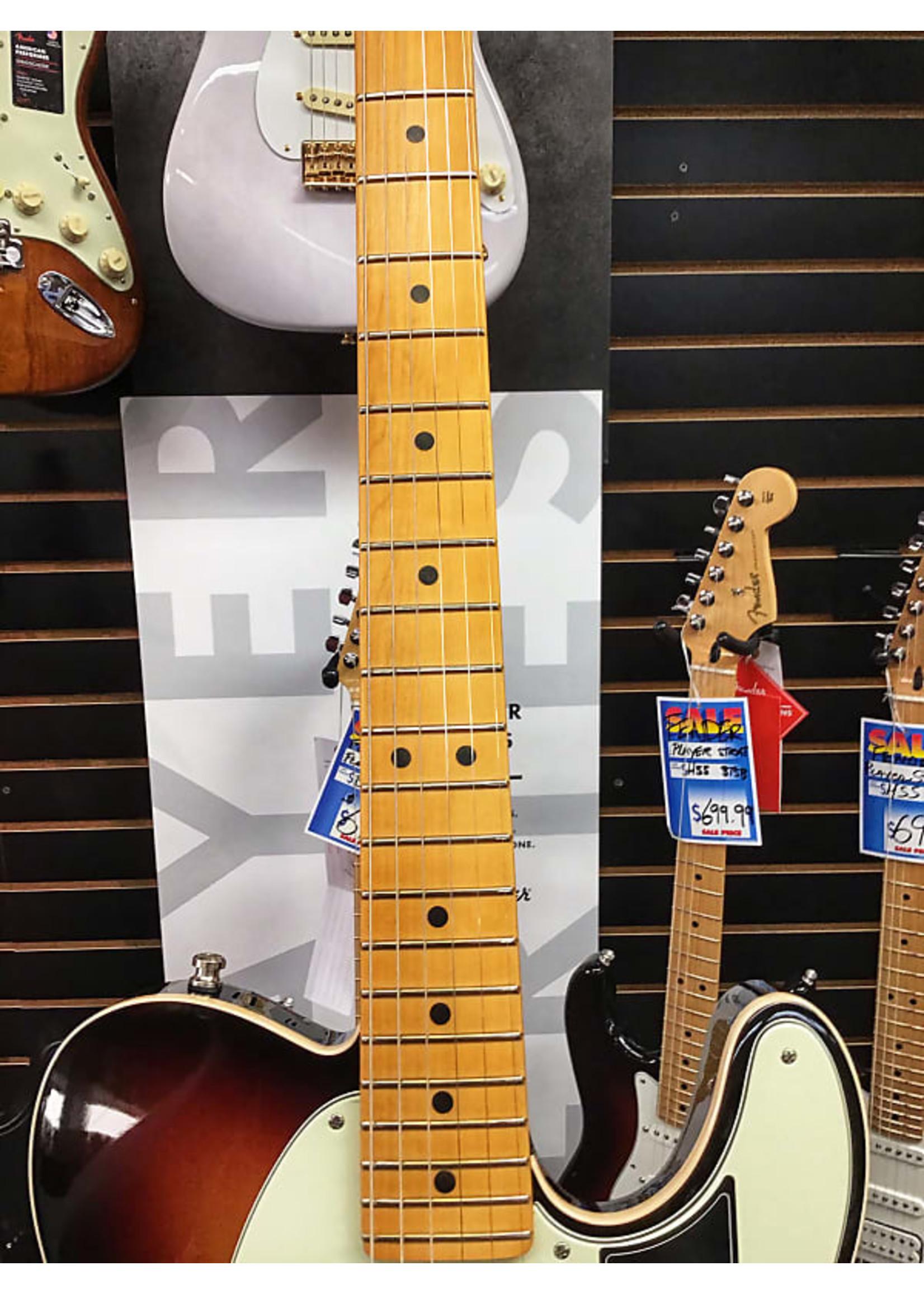 Fender Fender American Ultra Telecaster in 3 Tone Sunburst