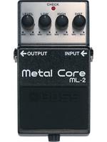 Boss Boss ML-2 Metal Core Distortion Pedal