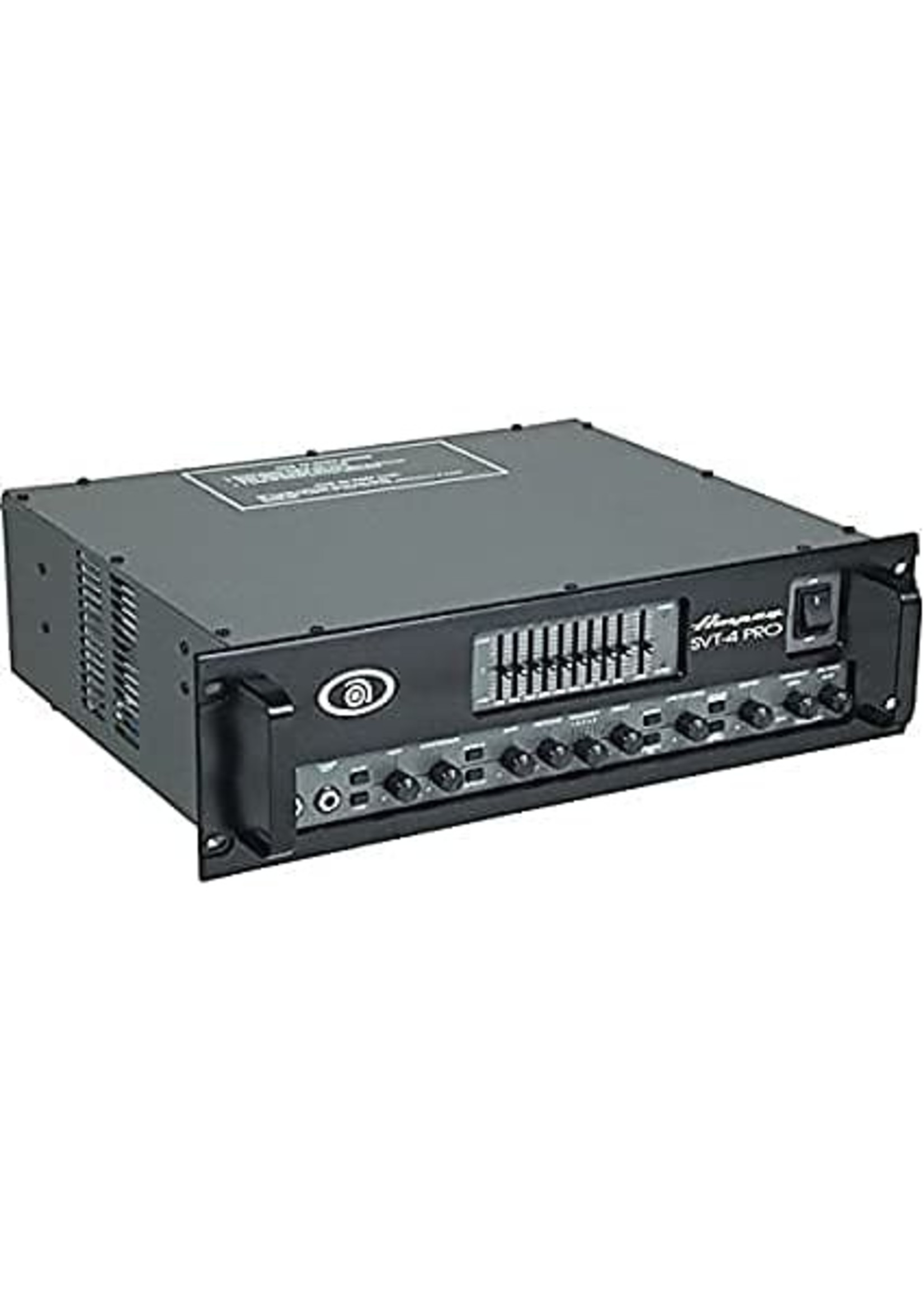Ampeg Ampeg SVT-4PRO 1200-watt Tube Preamp Bass Head