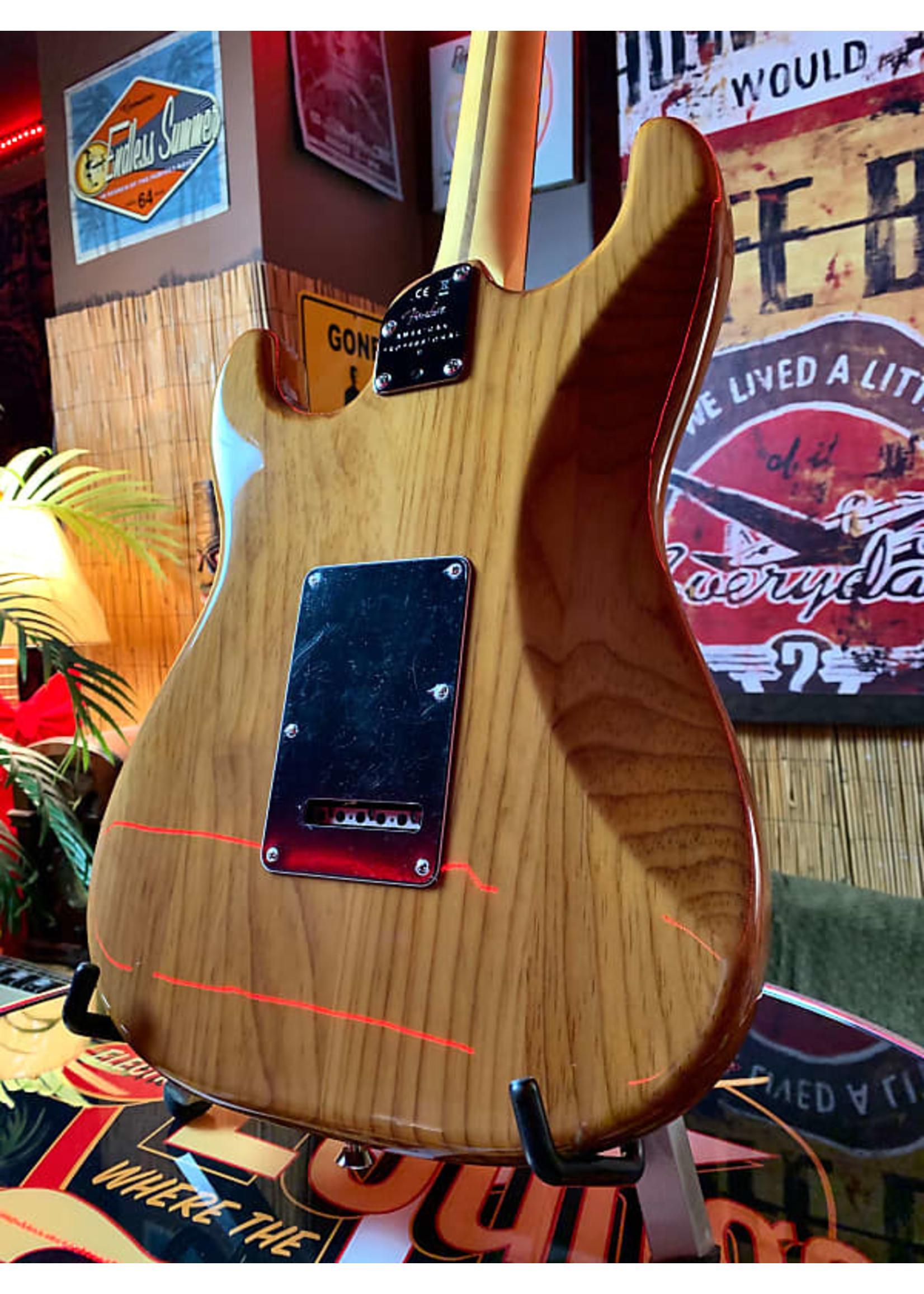 Fender Fender American Professional II Stratocaster Roasted Pine