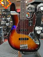 Fender Fender American Professional II Jazz Bass®, Rosewood Fingerboard, 3-Color Sunburst