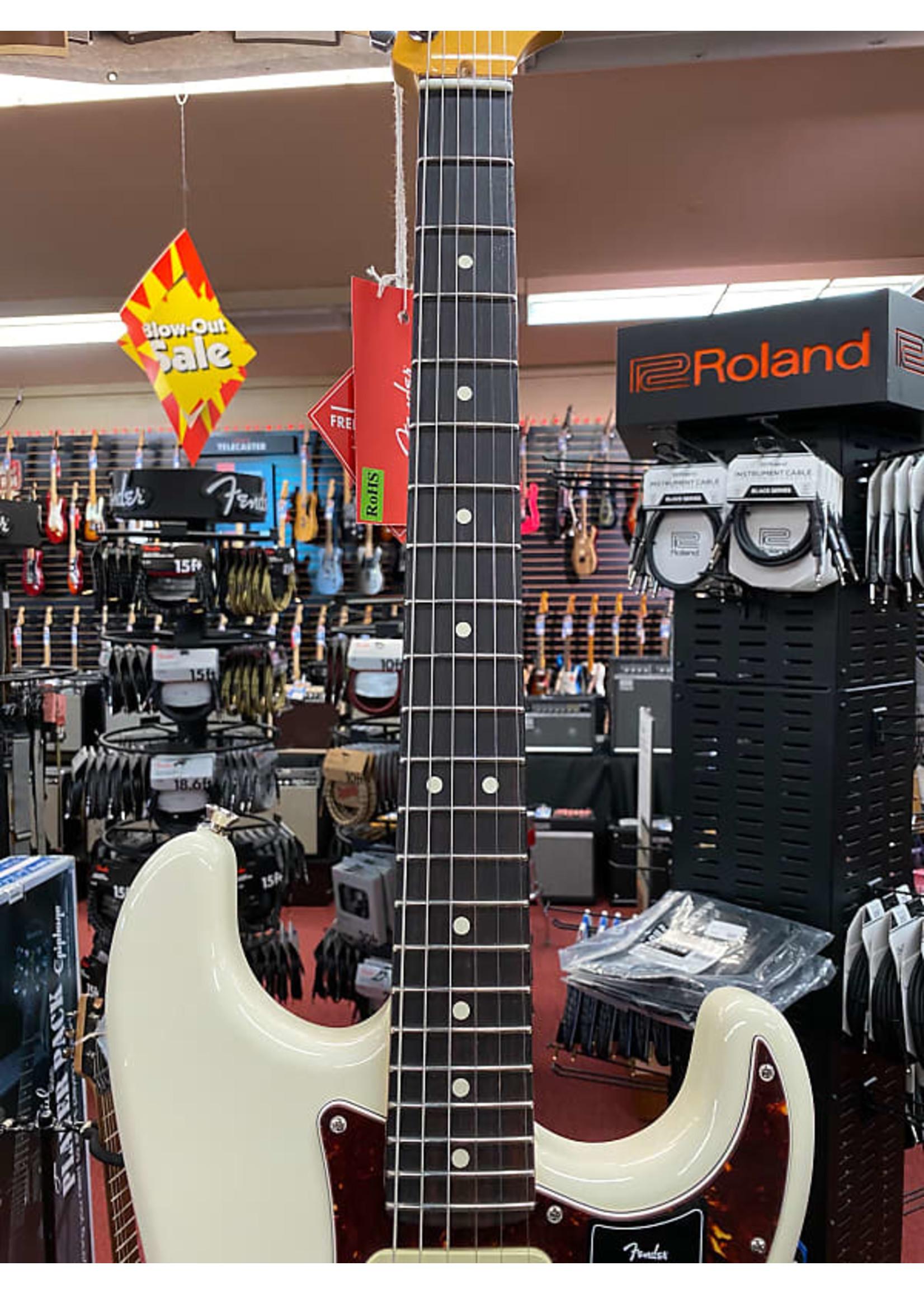 Fender Fender American Professional II Stratocaster Olympic White