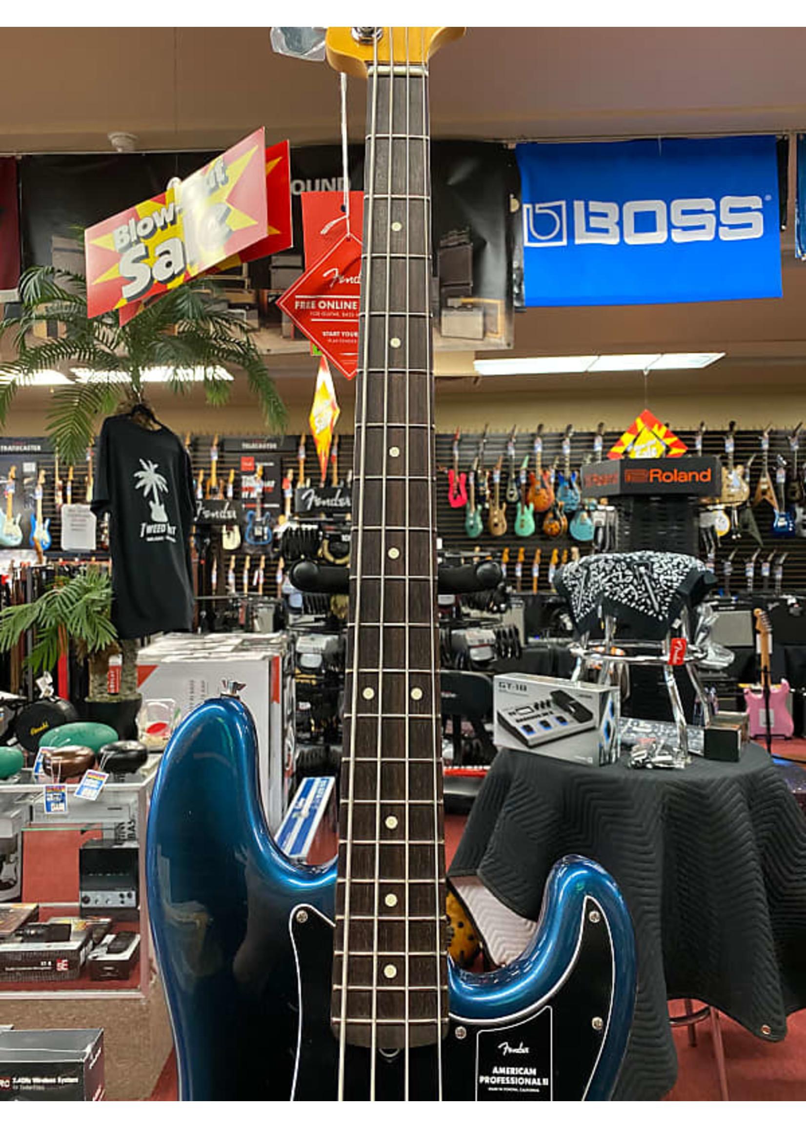 Fender Fender American Professional II Precision Bass®, Rosewood Fingerboard,  Dark Night