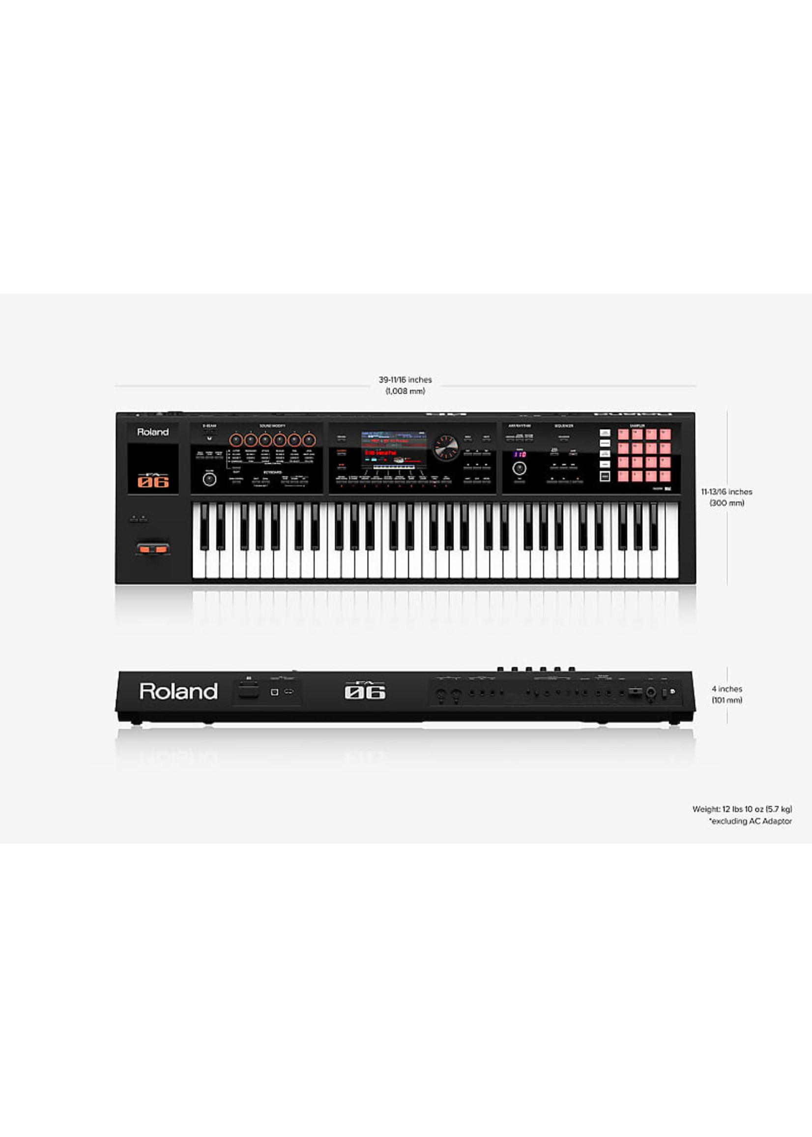 Roland Roland FA-06 Music Workstation