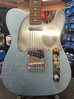 Fender Fender Chrissie Hynde Telecaster - Iced Blue Metallic
