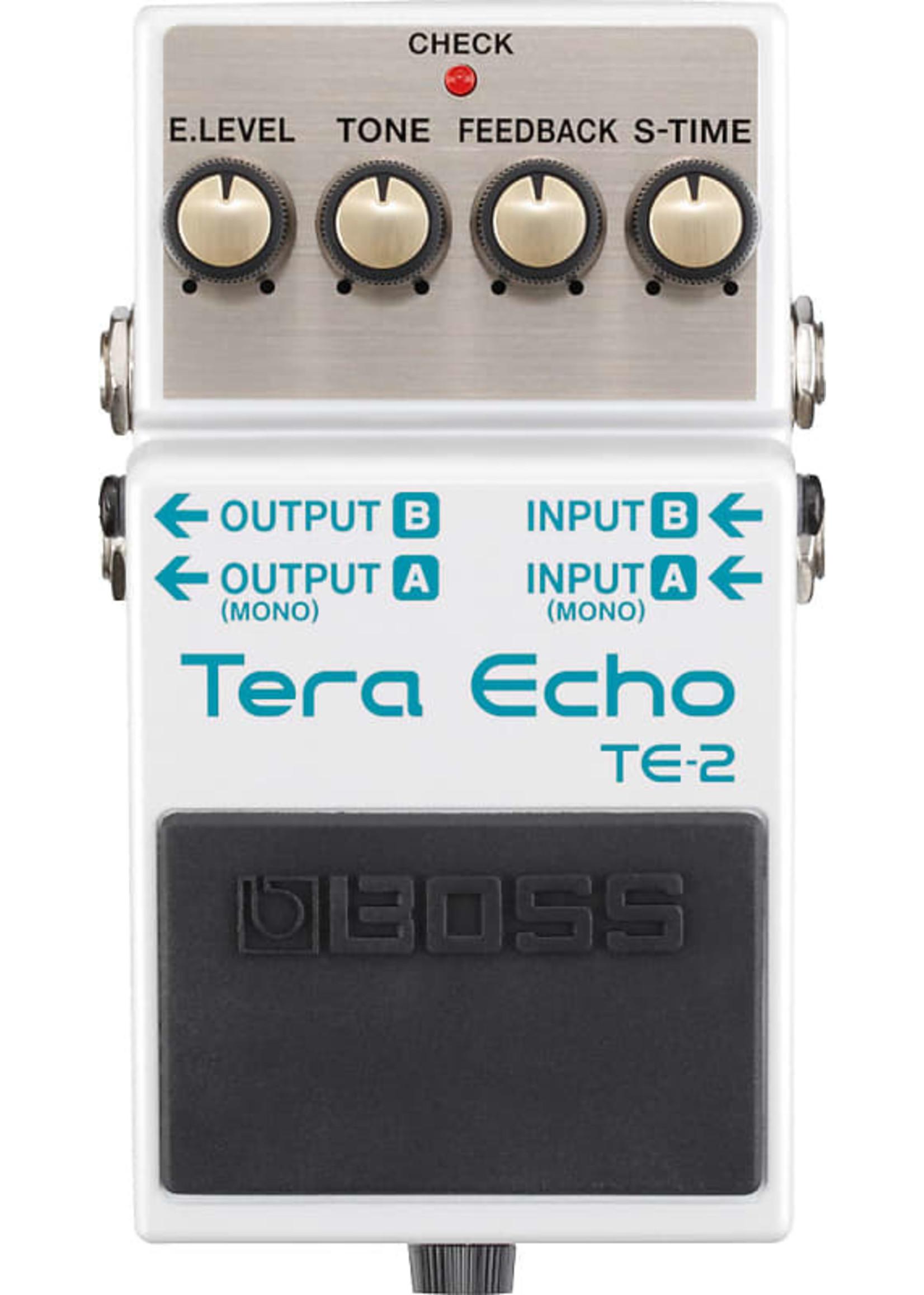 Boss Boss TE-2 Terra Echo Pedal