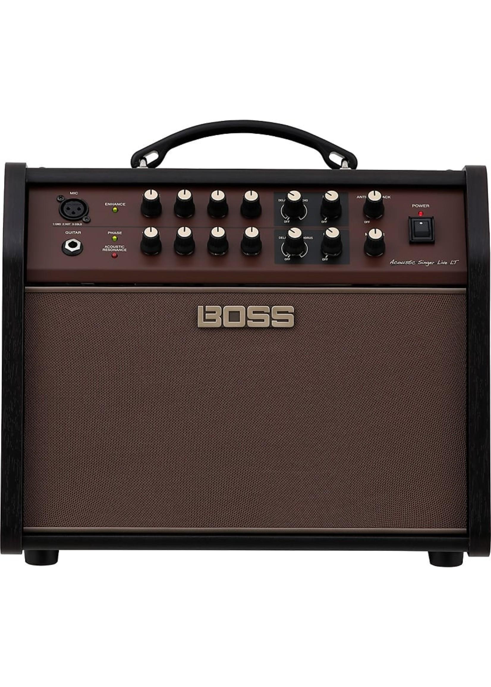 Boss Boss ACS-LIVELT Acoustic Singer Live LT Amplifier