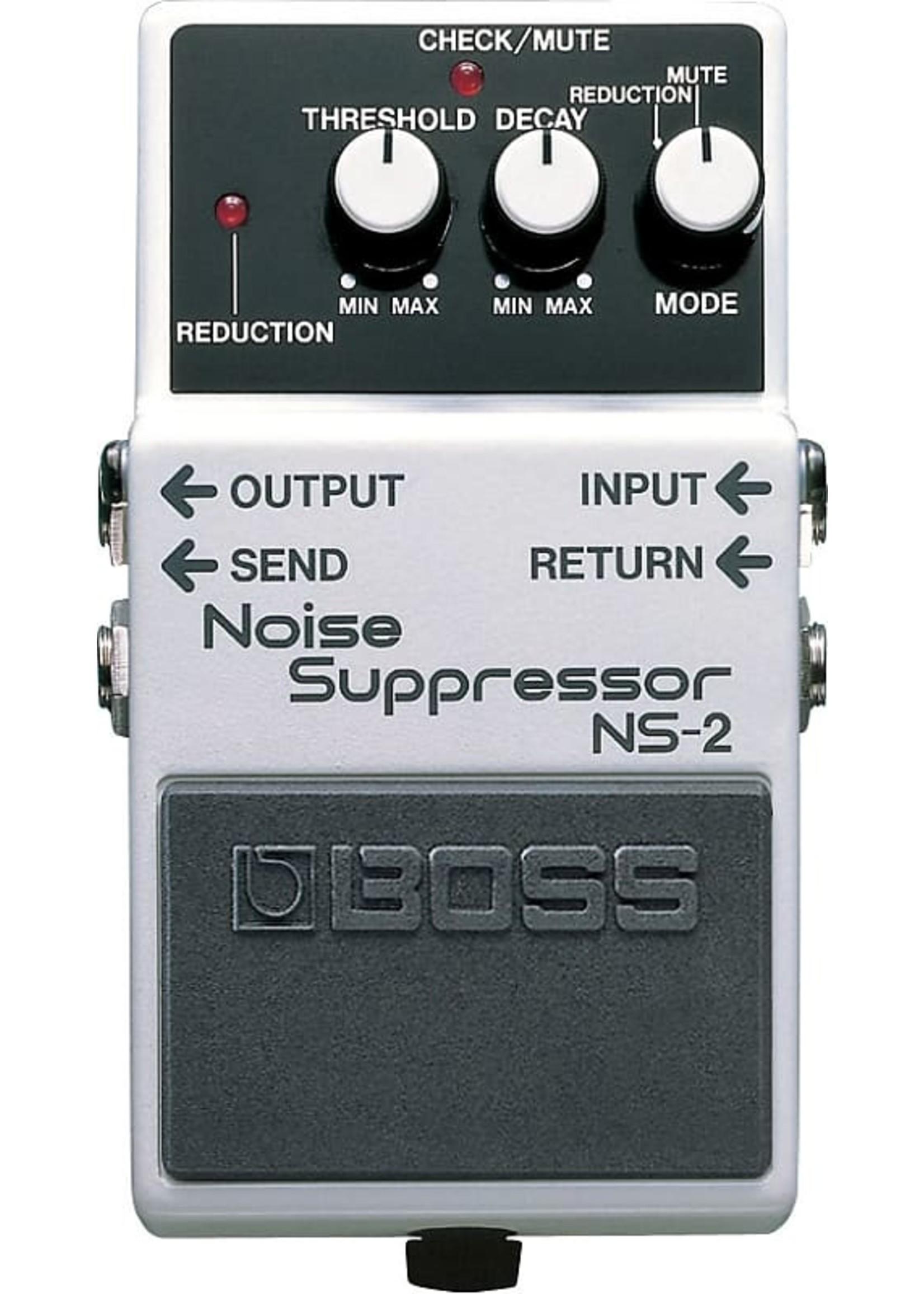 Boss Boss NS-2 Noise Suppressor Pedal