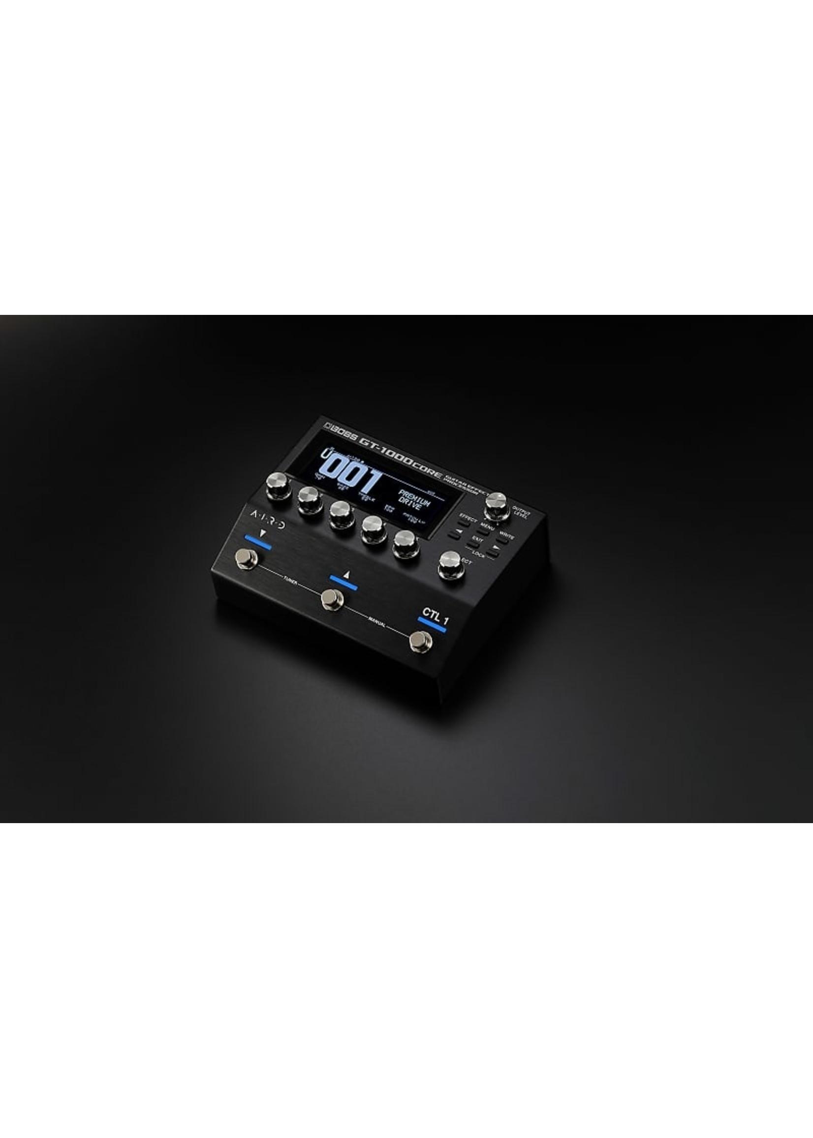 Boss Boss GT-1000 Core Guitar Effects Processor