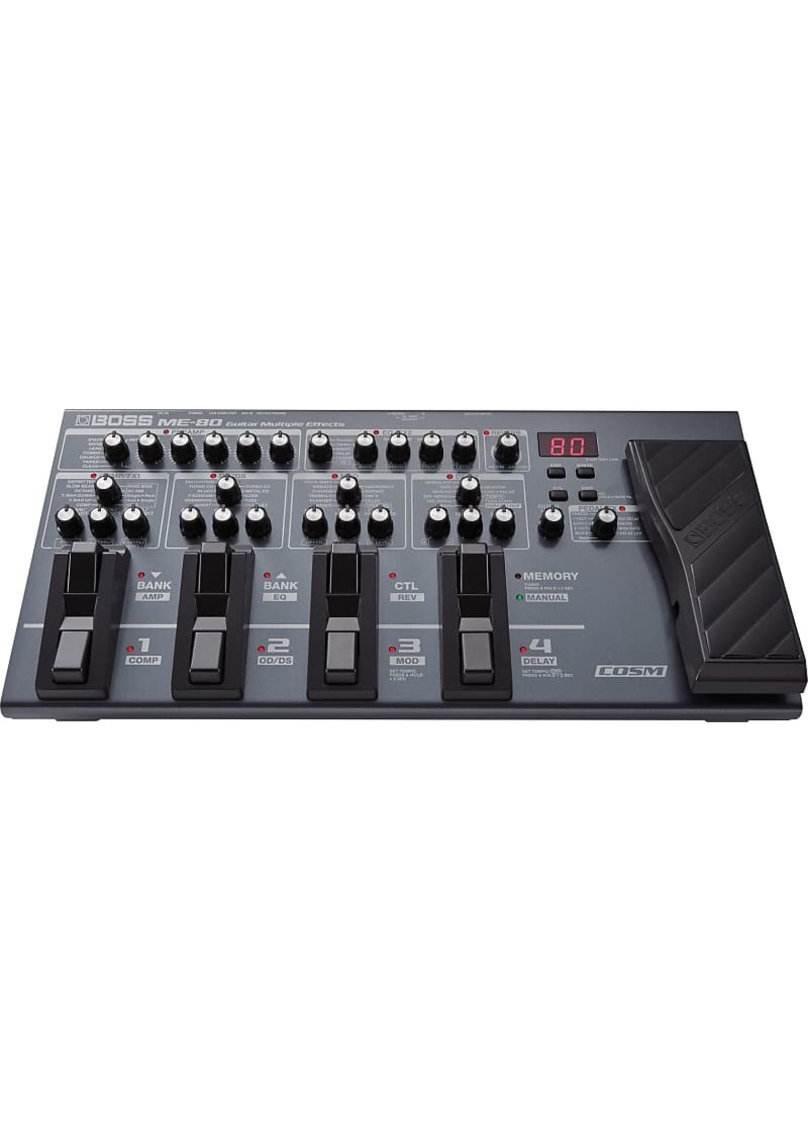 Boss Boss ME-80 Guitar Multiple Effects Processor