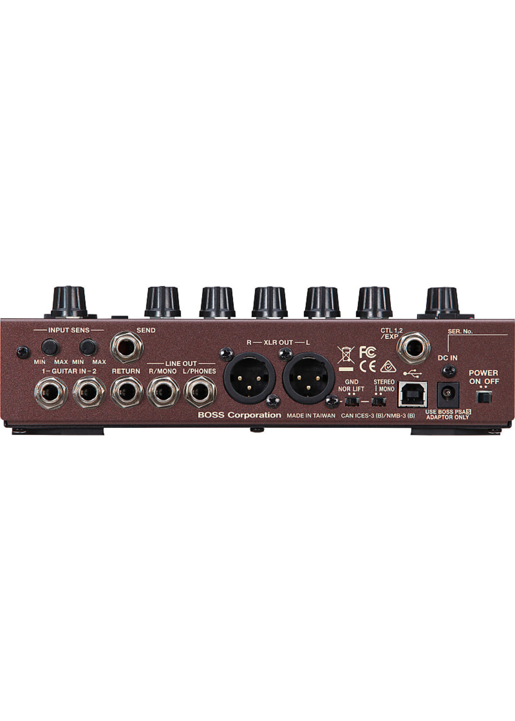 Boss Boss AD-10 Acoustic Preamp