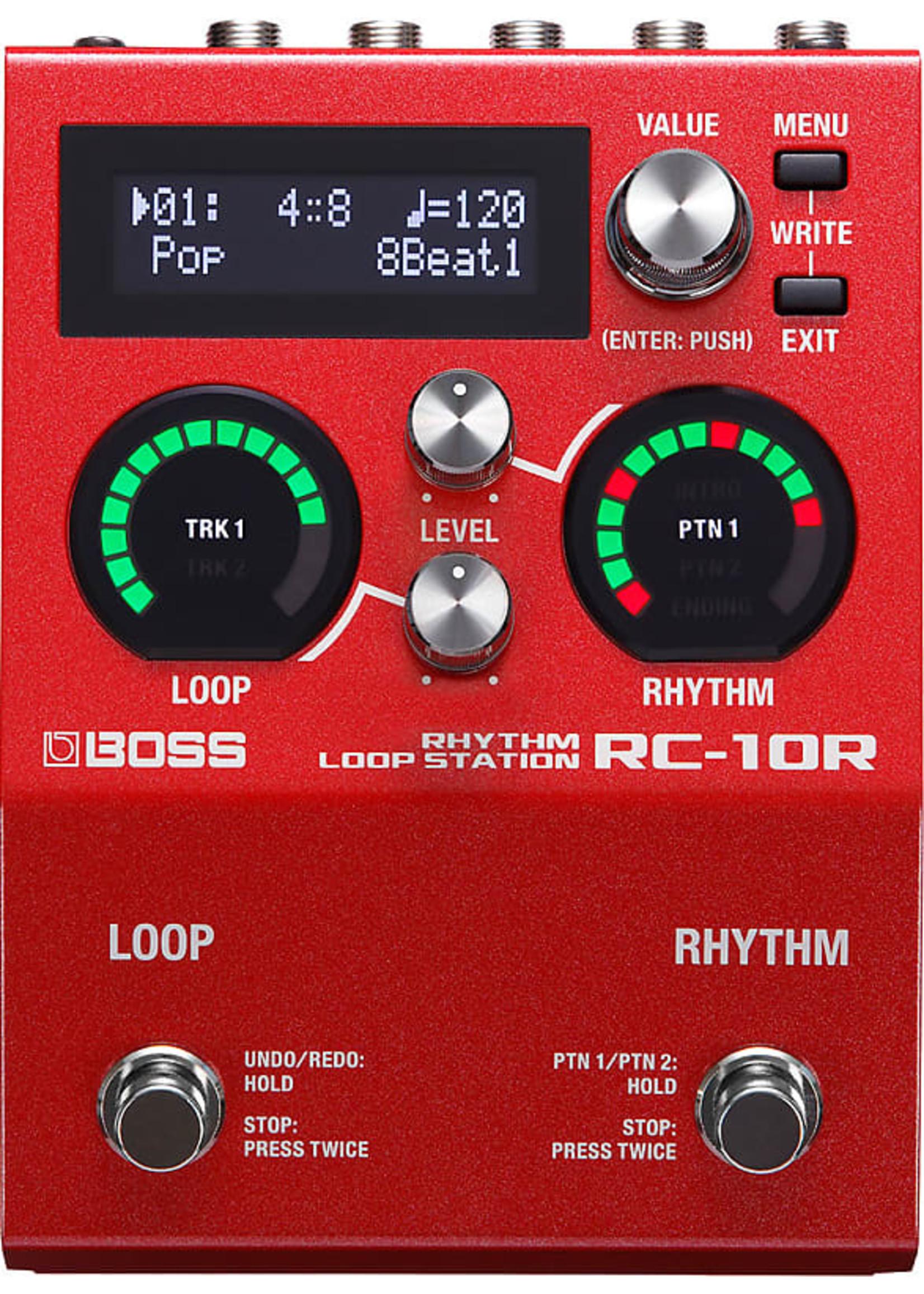 Boss Boss RC-10R  Rhythm Loop Station