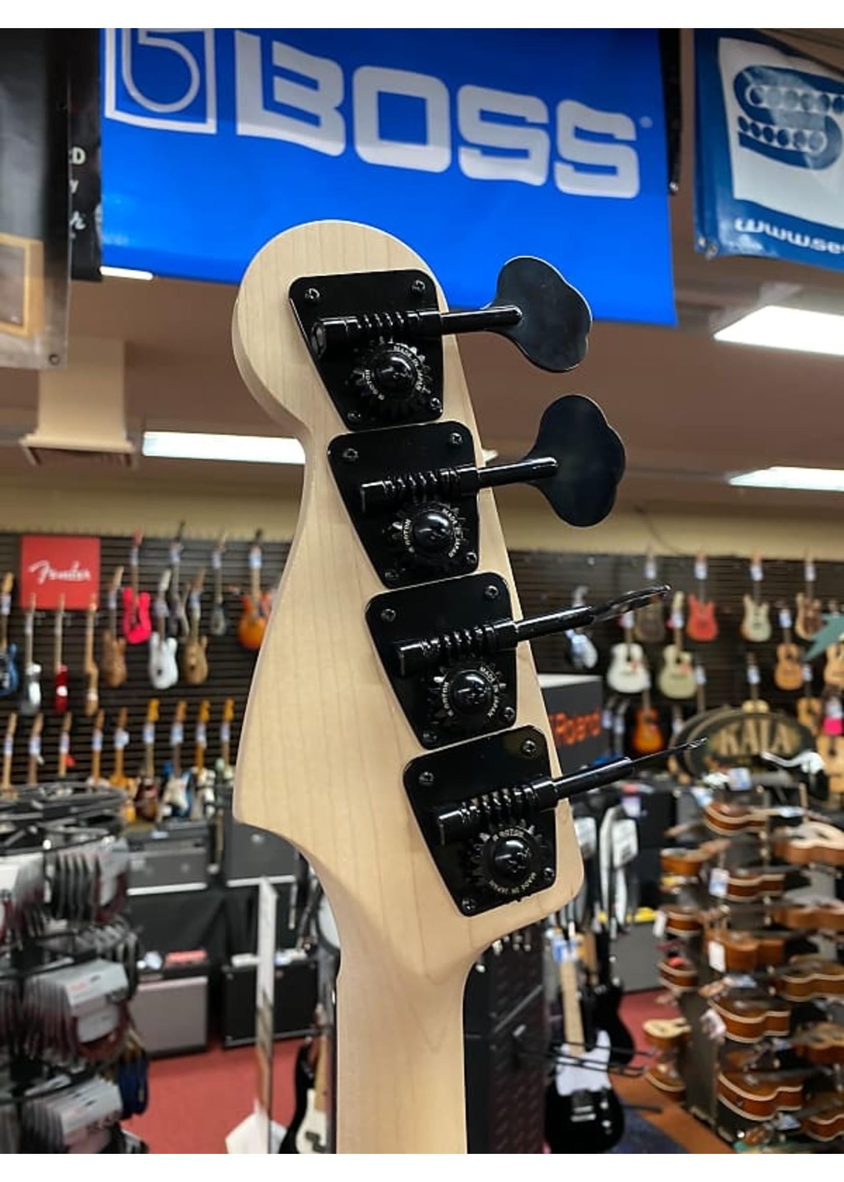Fender Fender Boxer Series PJ Bass®, Rosewood Fingerboard, Sherwood Green Metallic