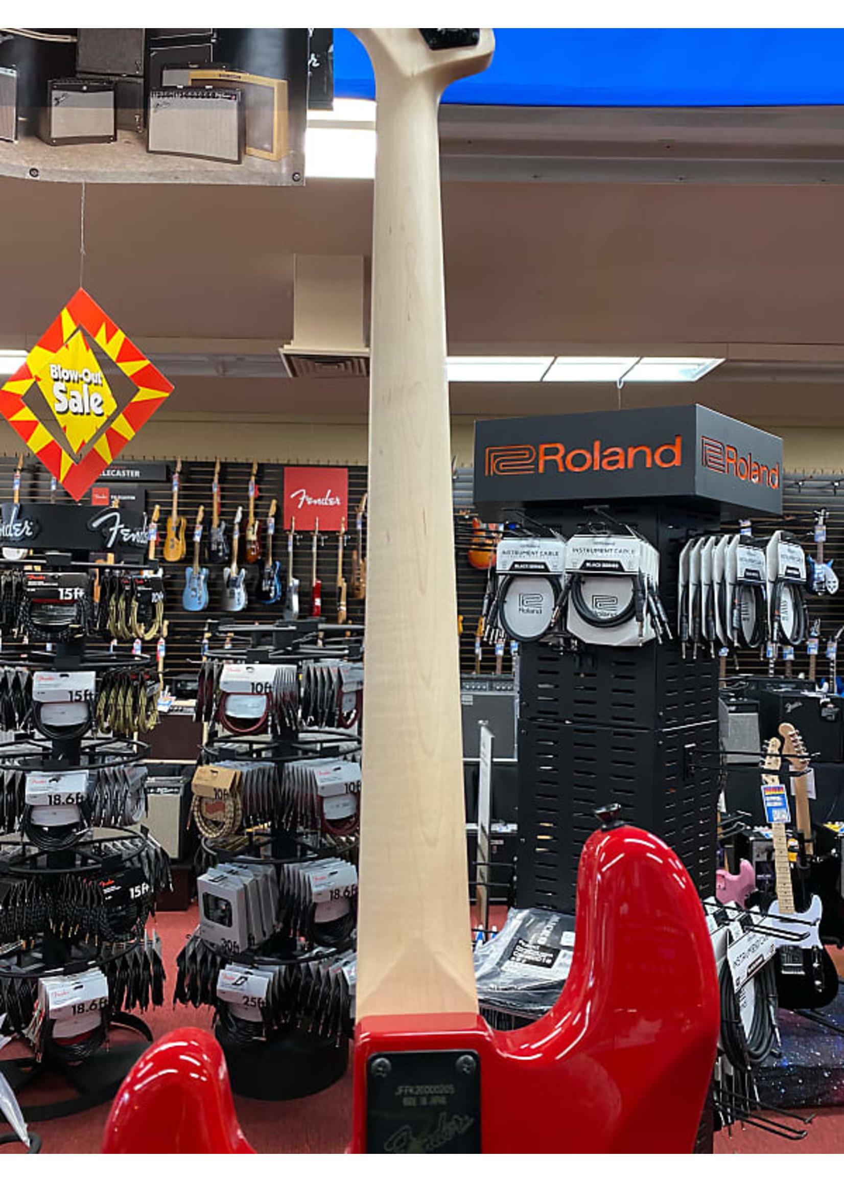 Fender Fender Boxer Series PJ Bass®, Rosewood Fingerboard, Torino Red