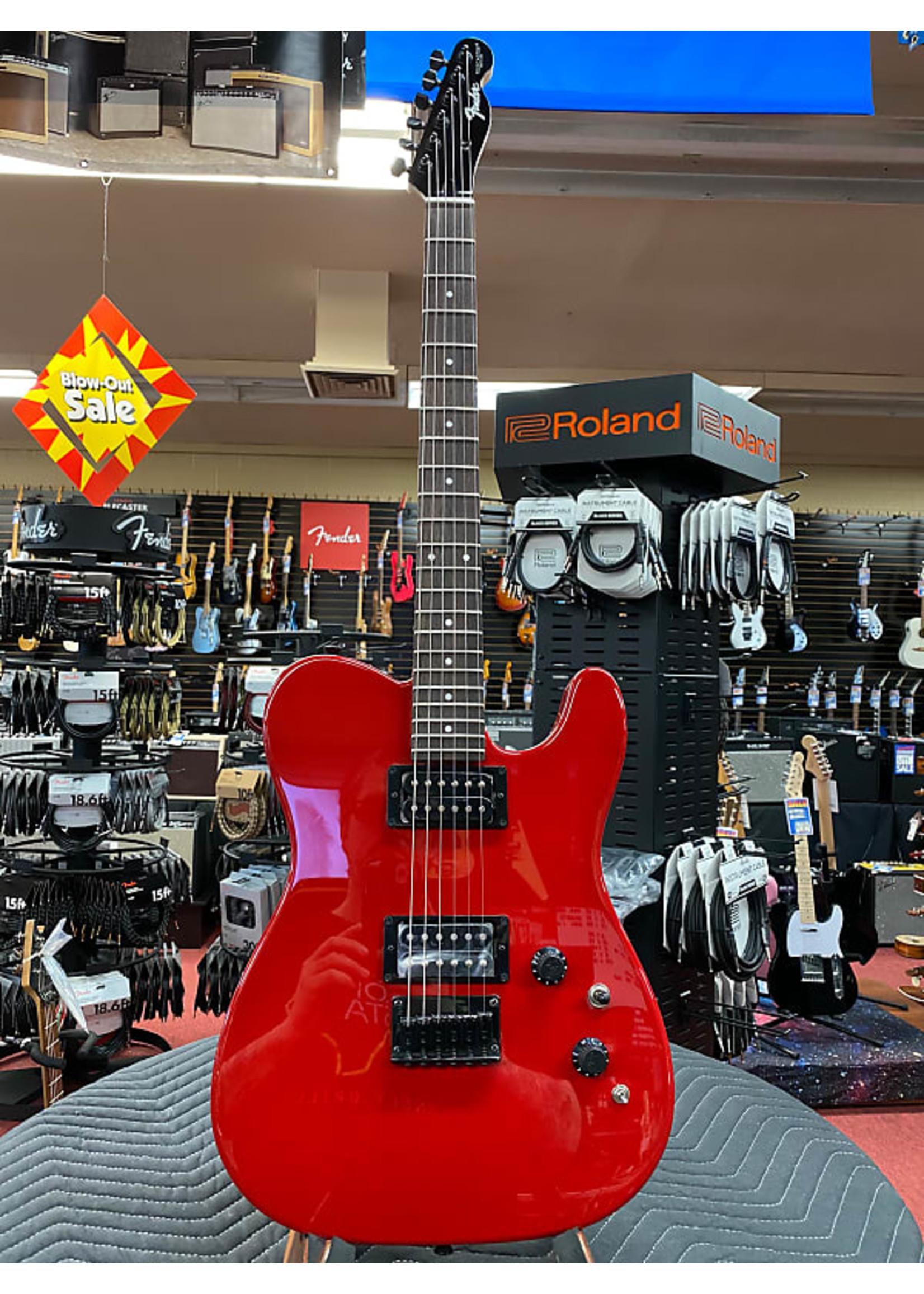 Fender Fender Boxer Series Telecaster HH, Rosewood Fingerboard, Torino Red