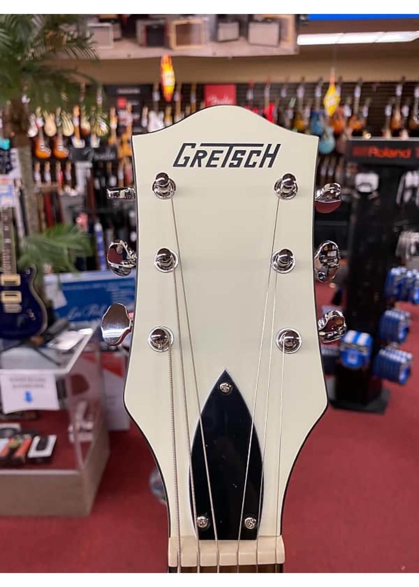 Gretsch Gretsch G5410T Electromatic  Rat Rod Hollowbody Singelcut - Matte Vintage White