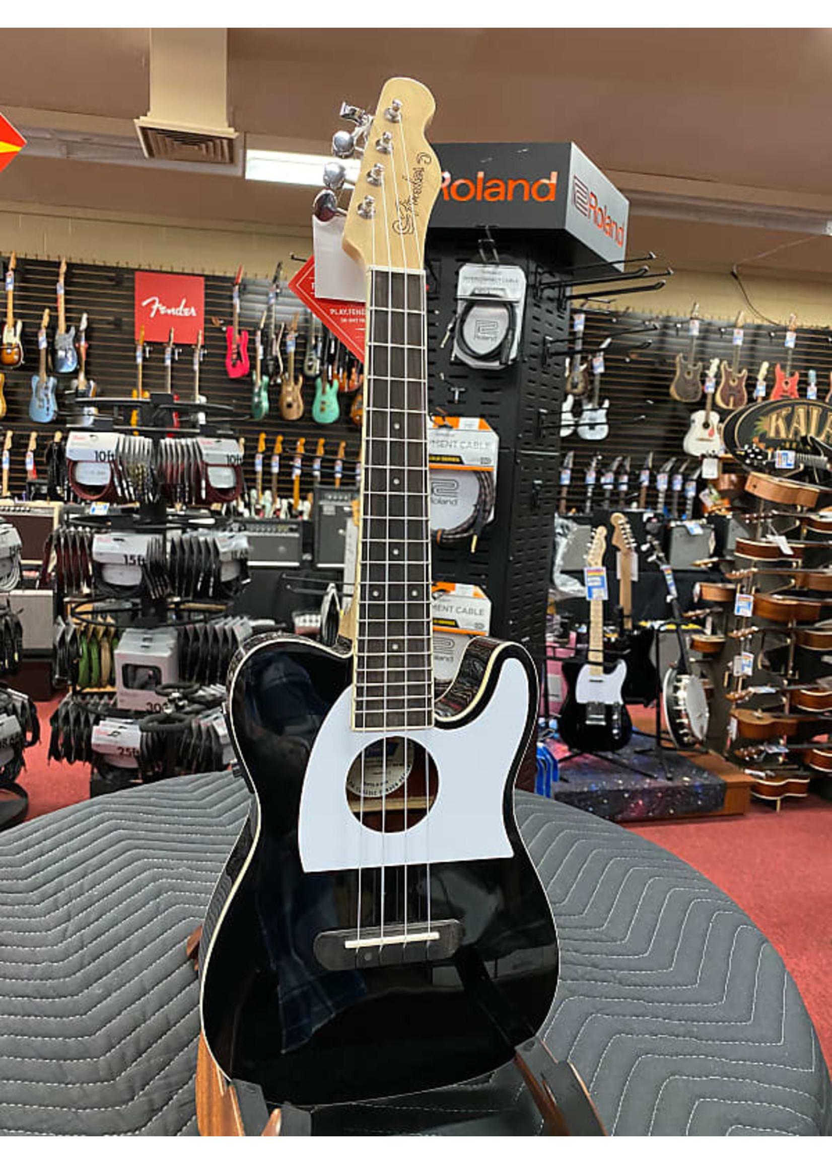 Fender Fender Fullerton Tele® Uke, Black