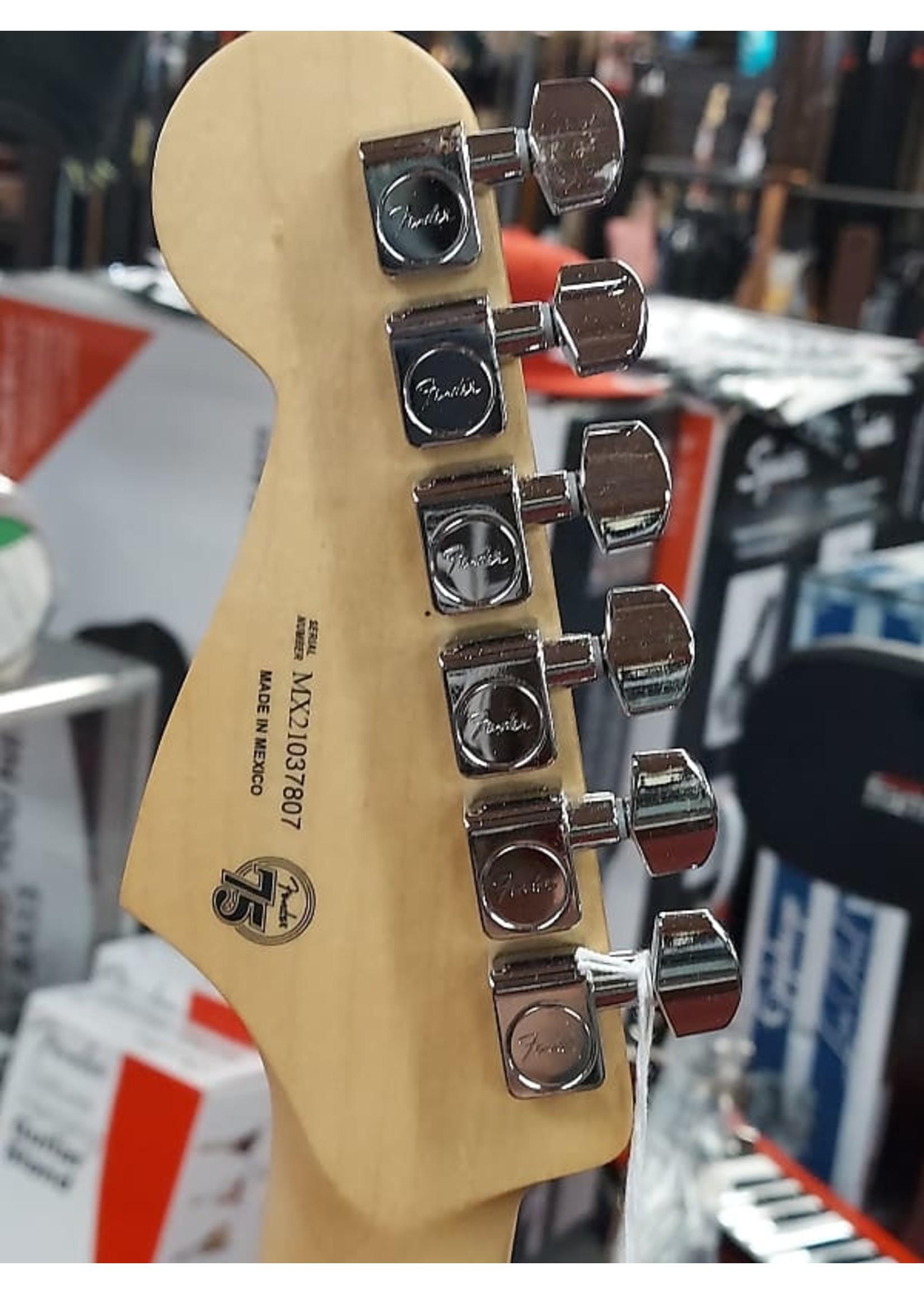 Fender Fender Player Stratocaster® Plus Top, Maple Fingerboard, Aged Cherry Burst