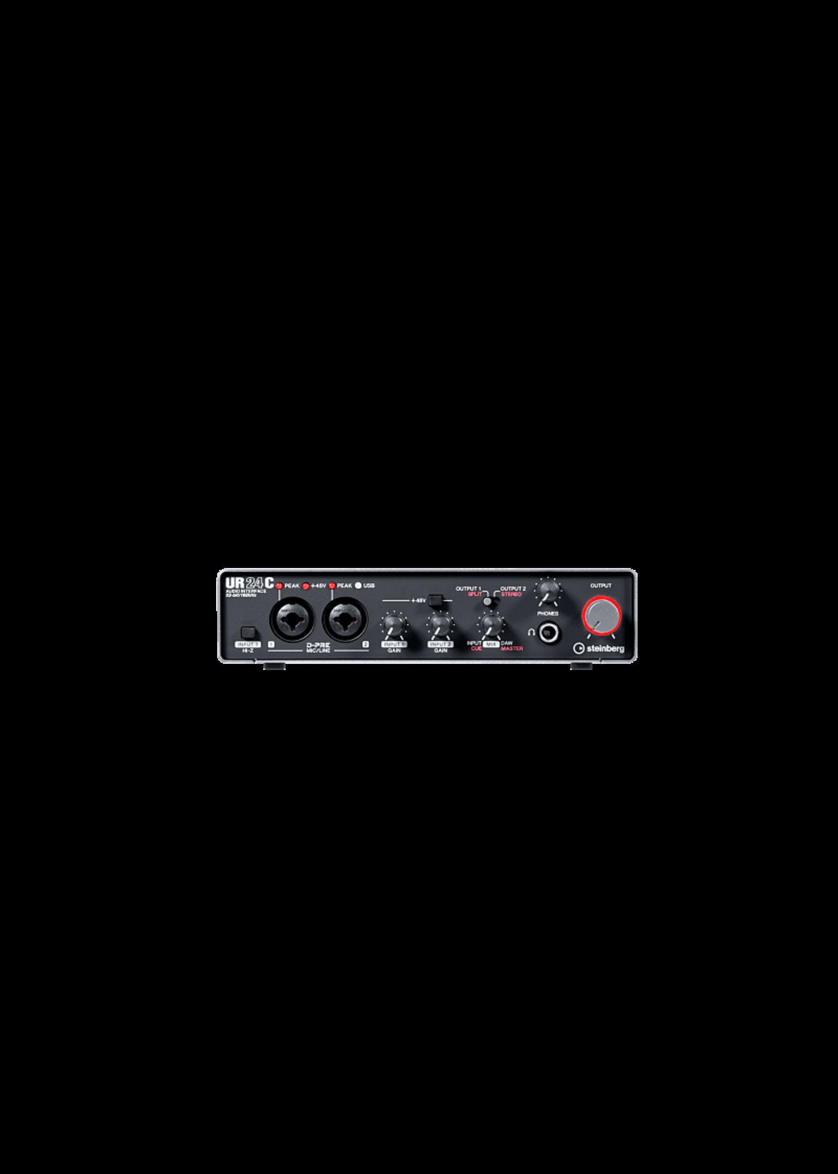 Steinberg Steinberg UR24C USB Audio Interface