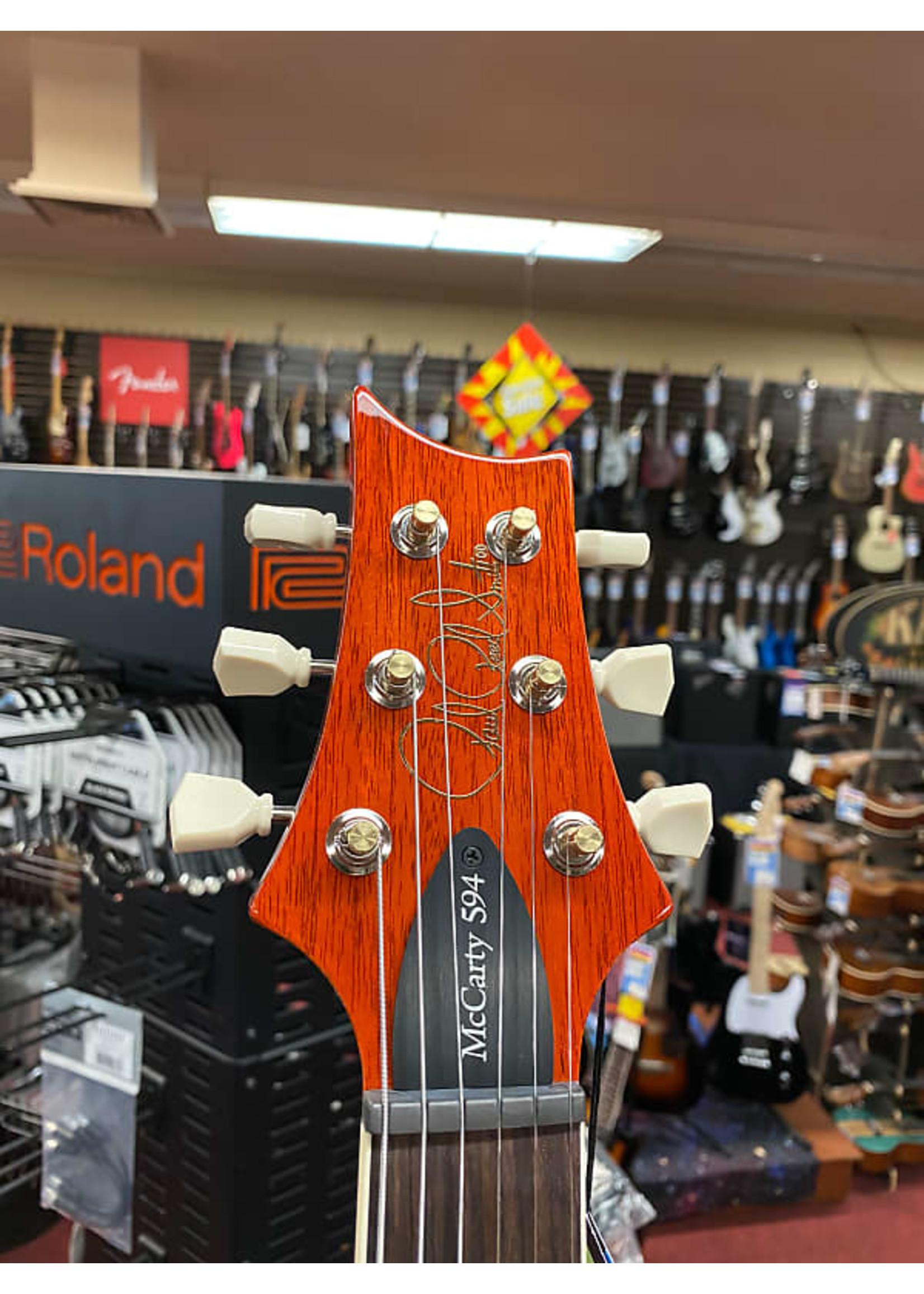 Paul Reed Smith Paul Reed Smith McCarty 594 Singlecut Electric Guitar - McCarty Sunburst