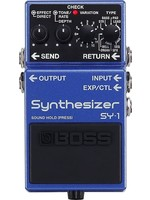 Boss Boss SY-1 Synthesizer Pedal