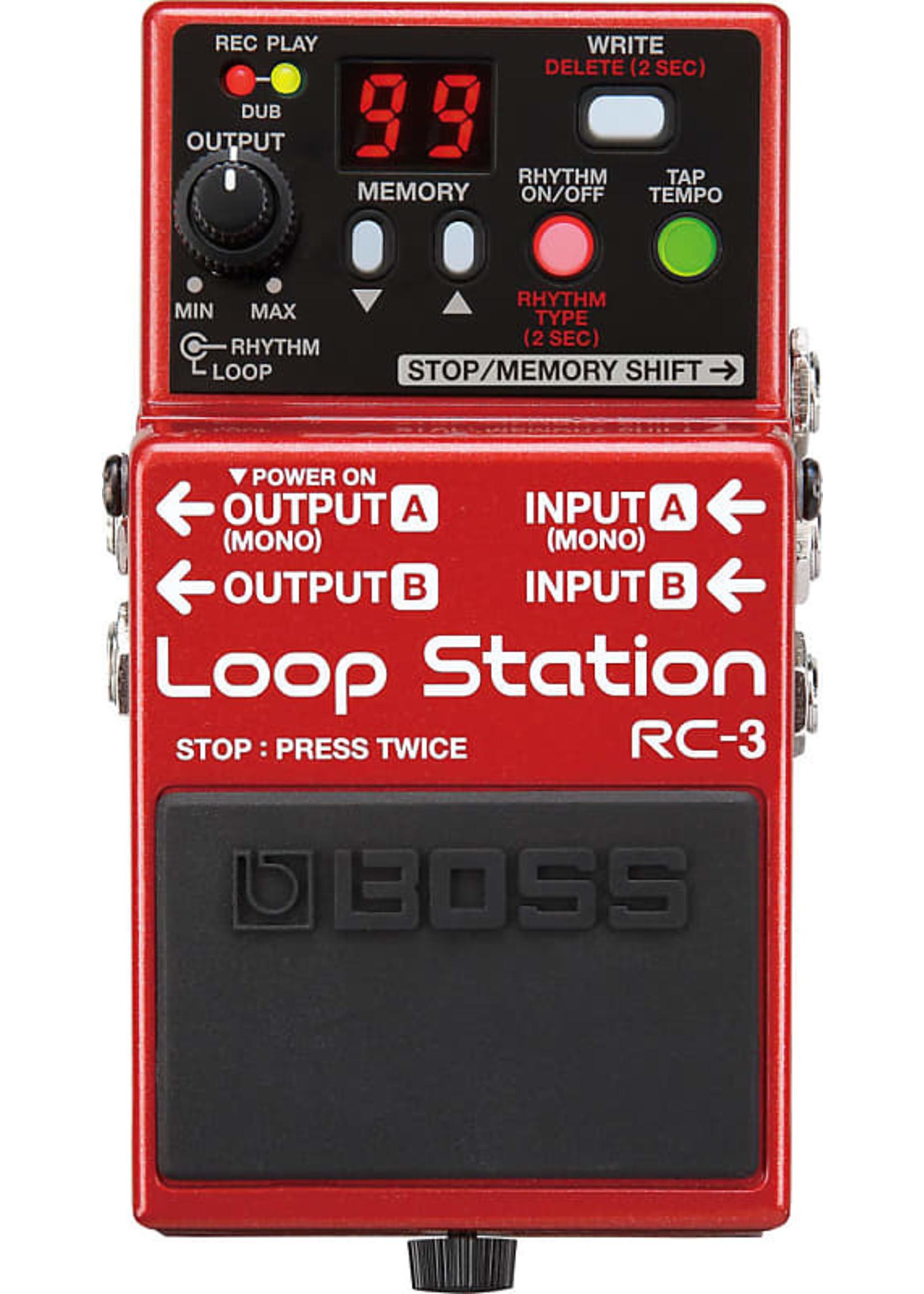 Boss Boss RC-3 Loop Station