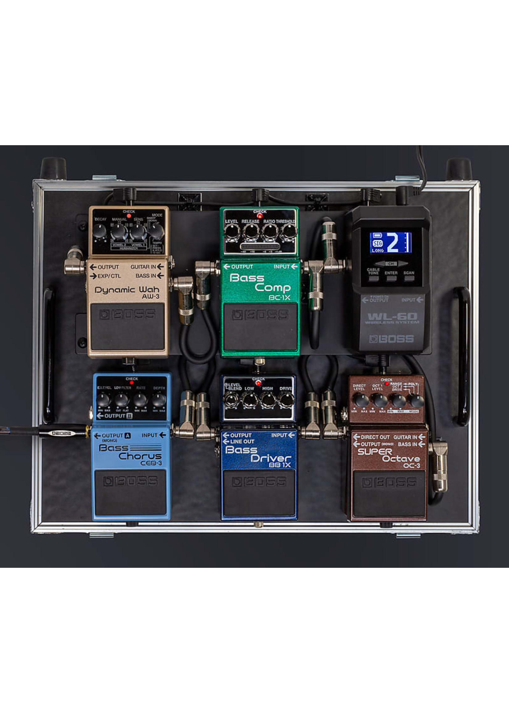 Boss Boss WL-60 Wireless Guitar System