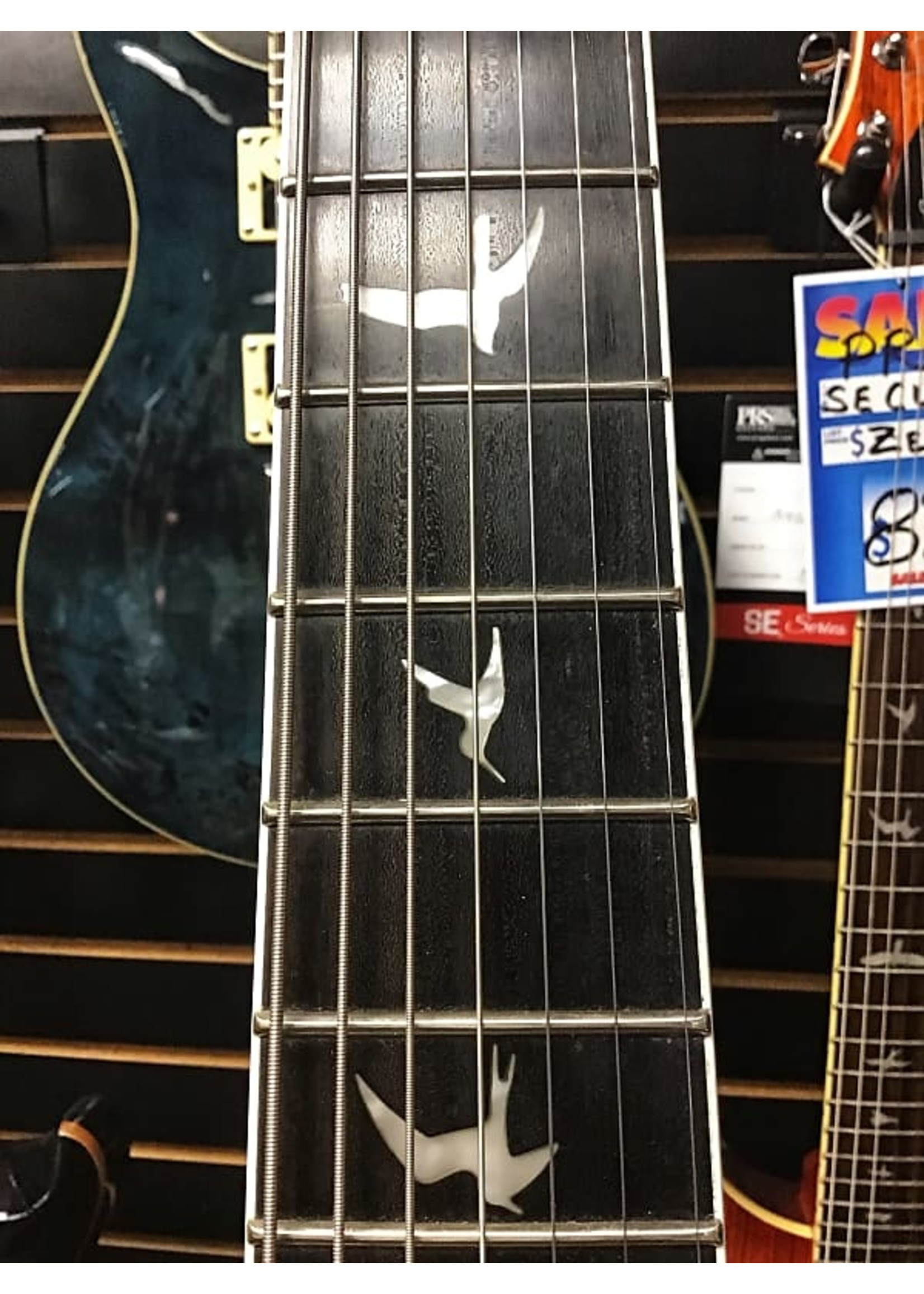 Paul Reed Smith Paul Reed Smith SE Mark Holcomb SVN in Natural Satin