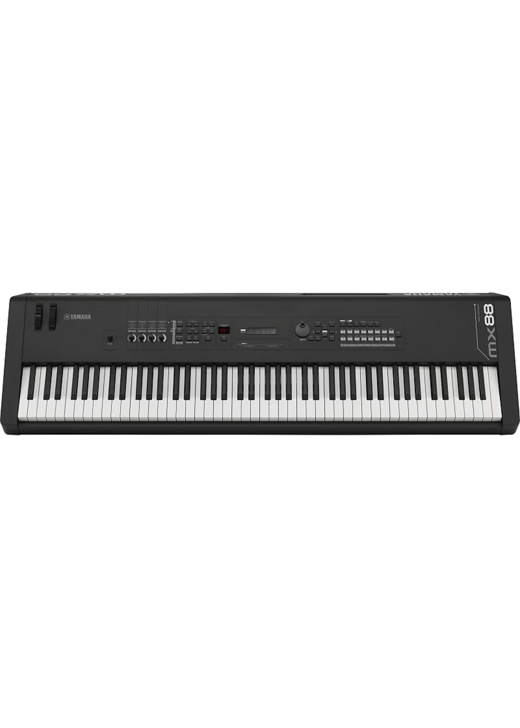 Yamaha Yamaha MX88 88-key Weighted Action Music Synthesizer