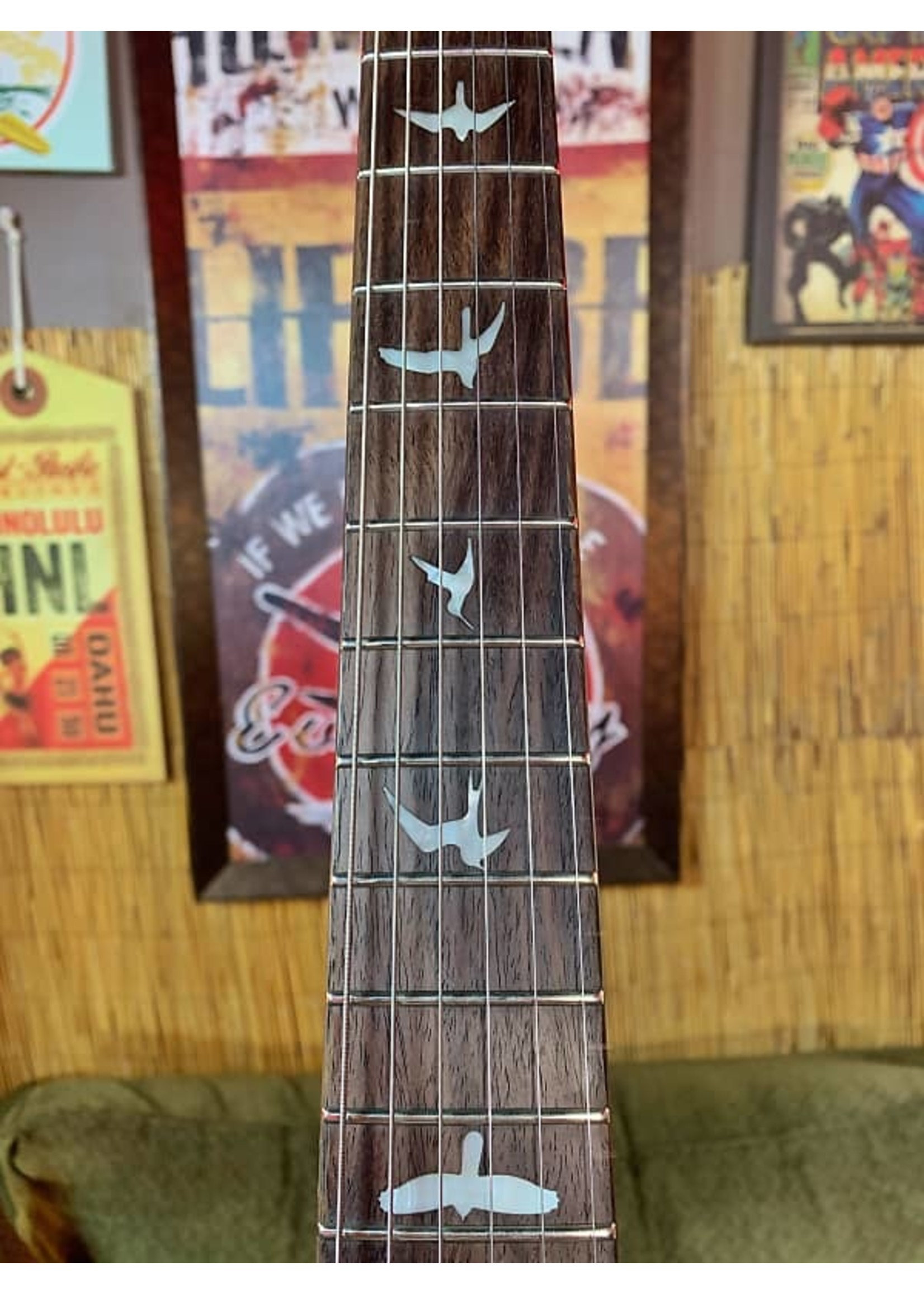 Paul Reed Smith Paul Reed Smith SE Mira in Black
