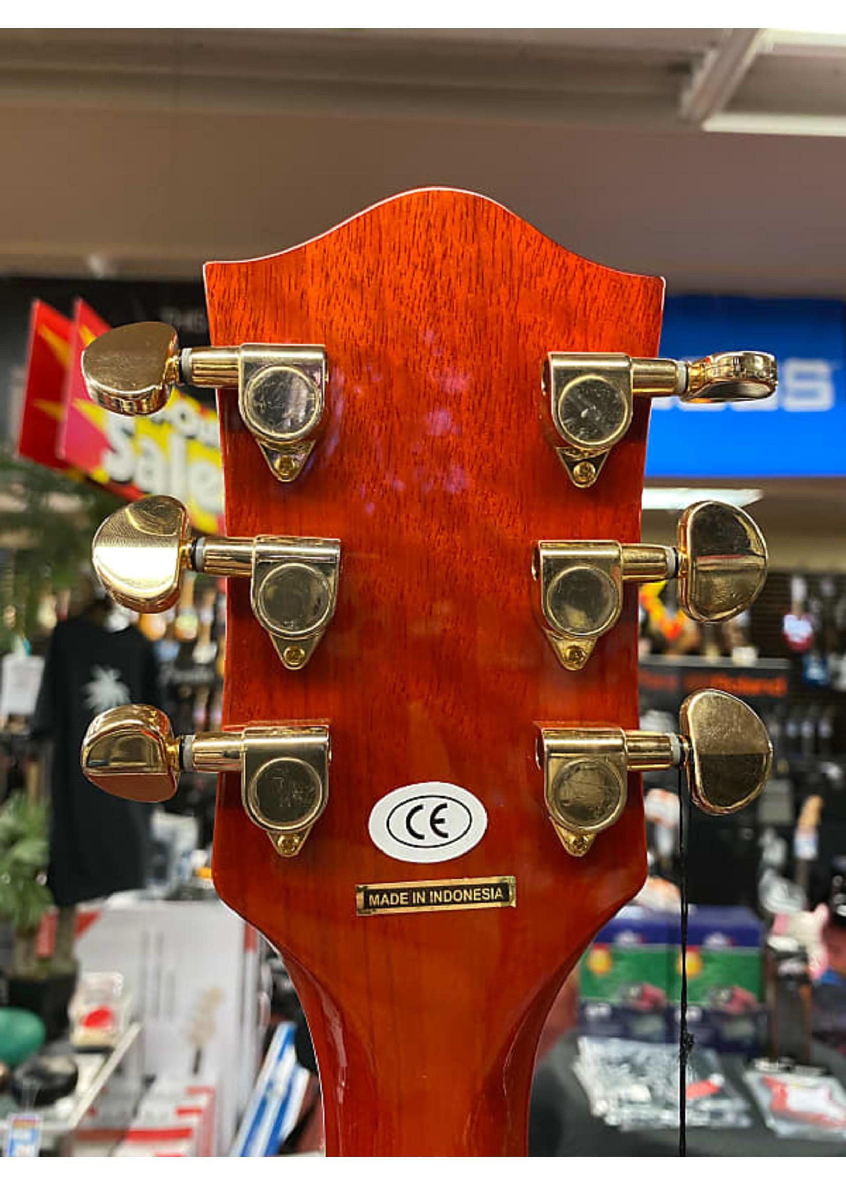 Gretsch Gretsch G5022CE Rancher™ Jumbo Cutaway Electric, Rosewood Fingerboard, Savannah Sunset
