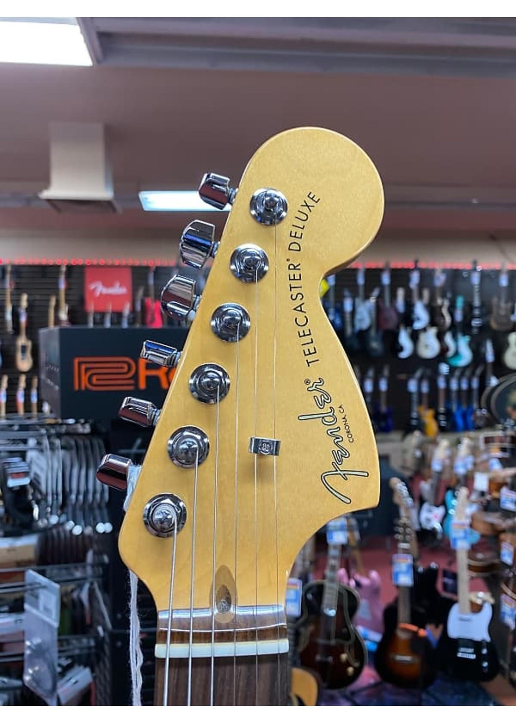 Fender Fender American Professional II Telecaster® Deluxe, Rosewood Fingerboard, Dark Night
