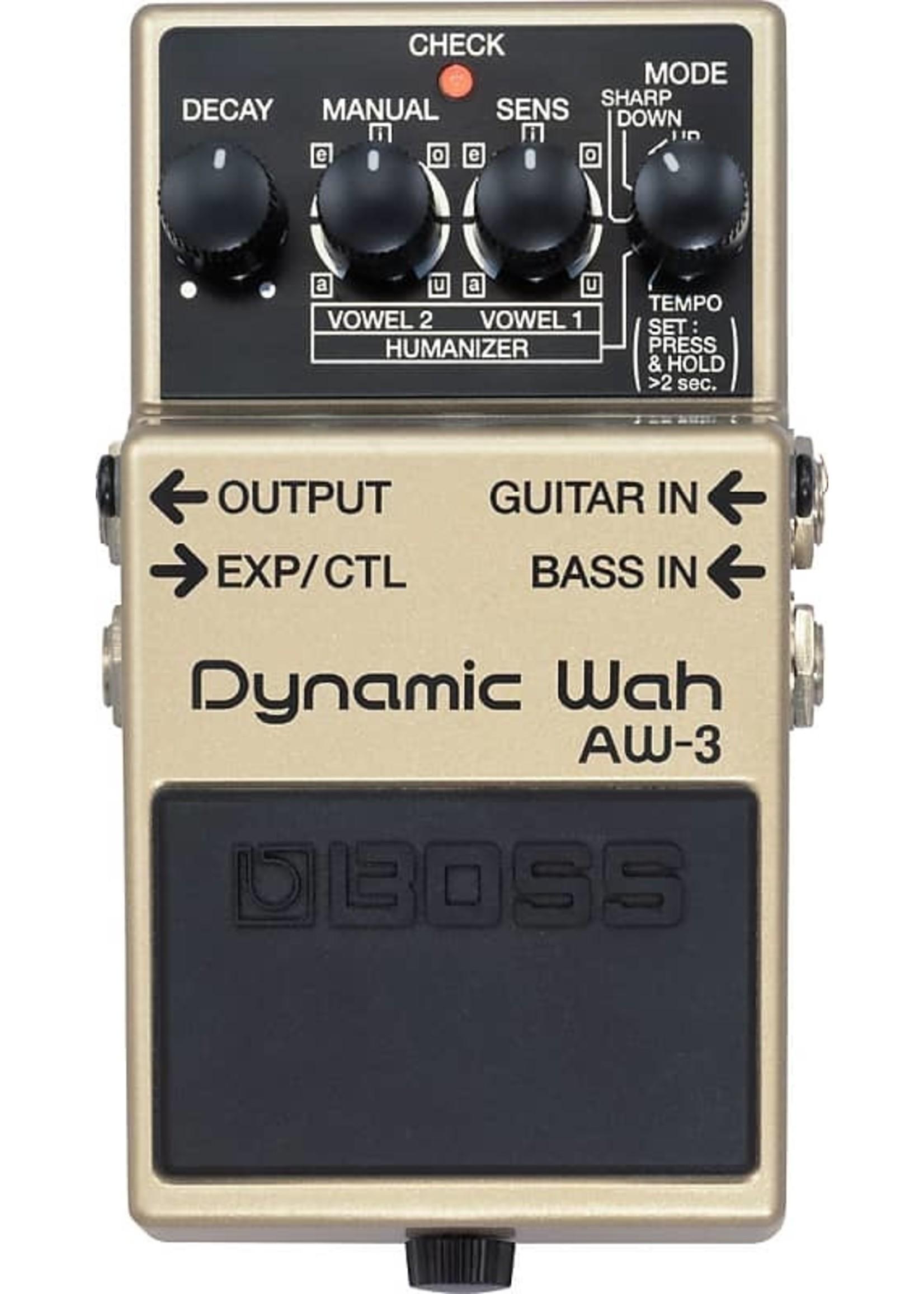 Boss Boss AW-3 Dynamic Wah