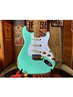 Fender Fender Vintera Roadworn 50's Stratocaster Surf Green