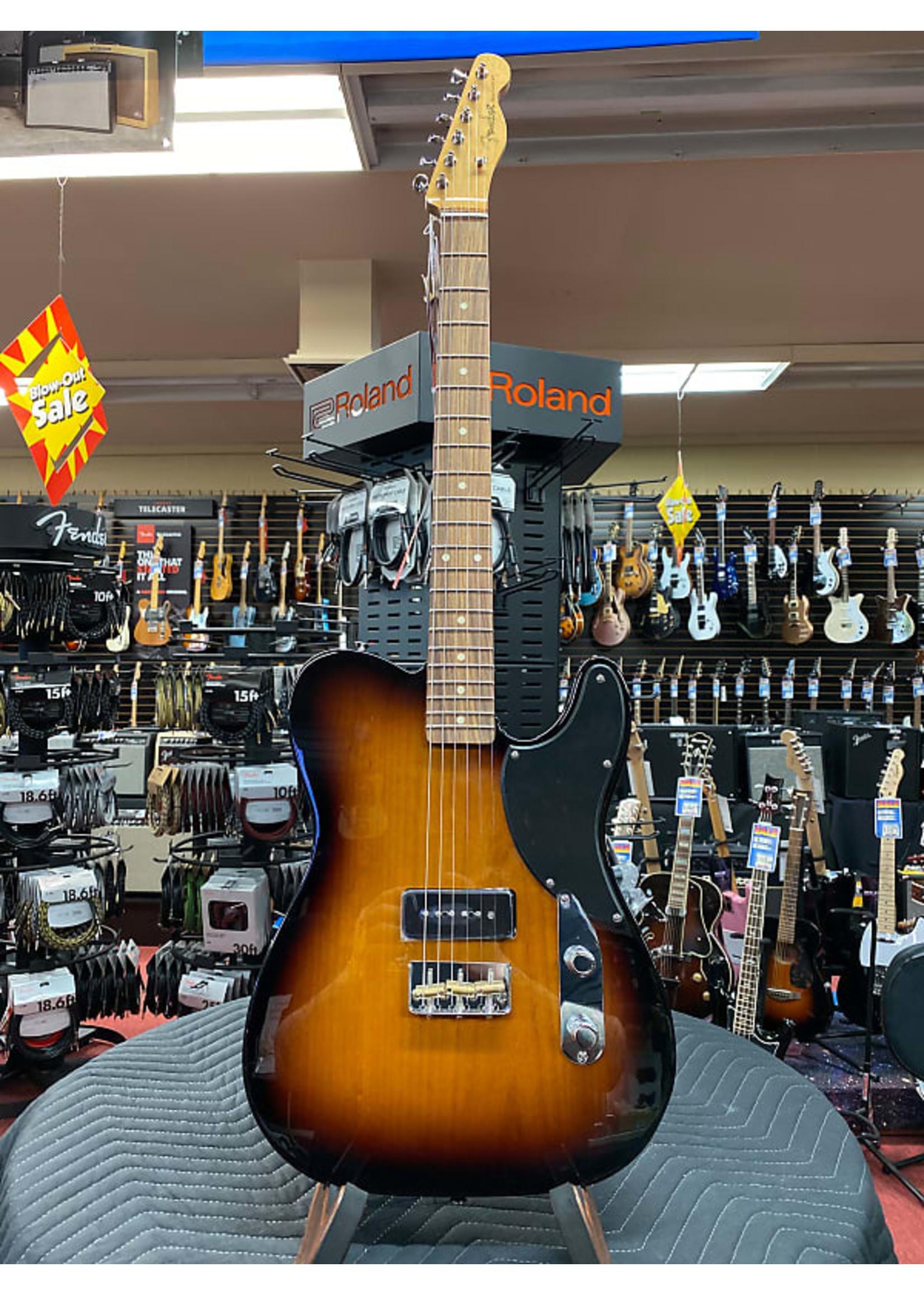 Fender Fender Noventa Telecaster Pao Ferro 2 Tone Sunburst