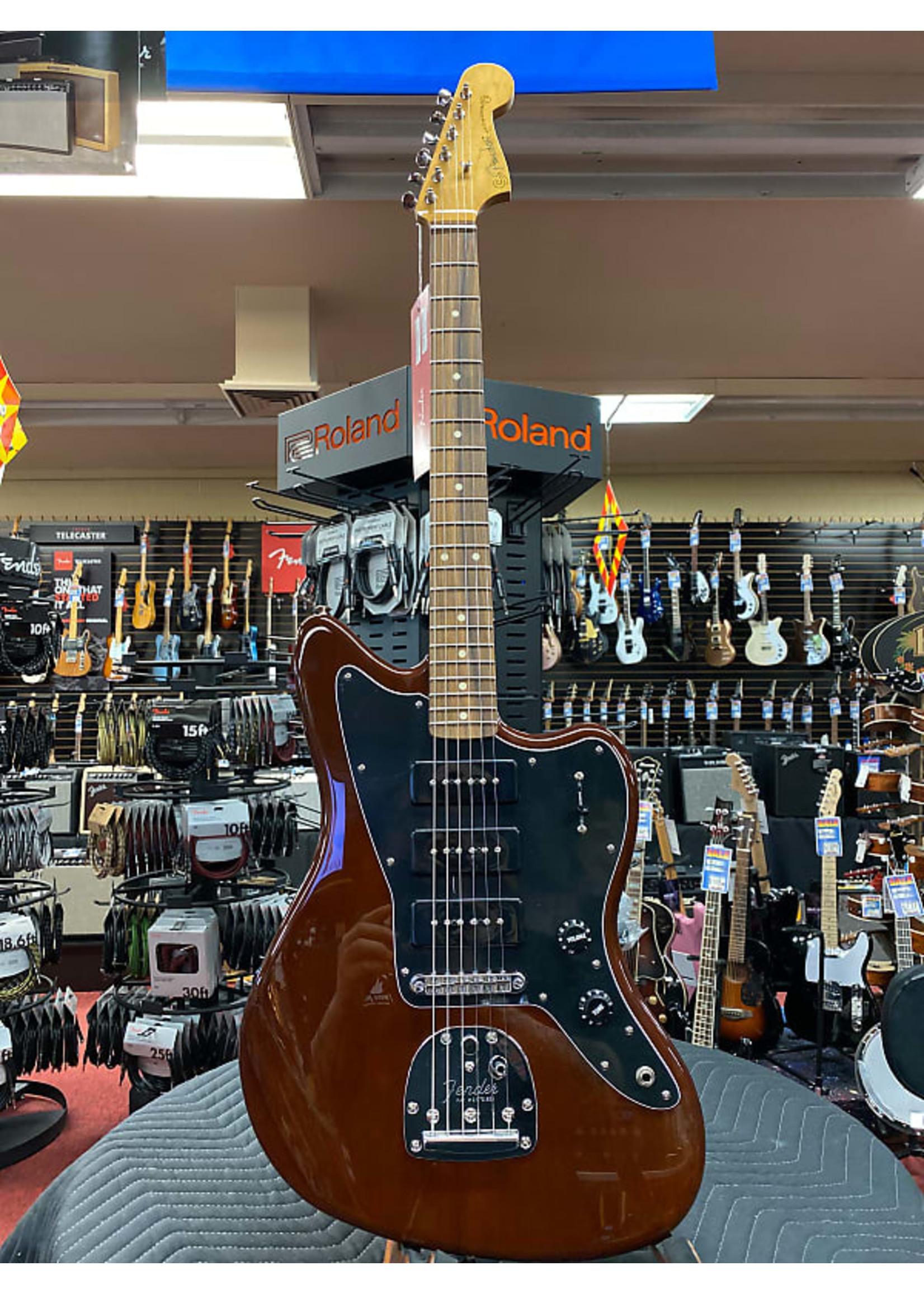 Fender Fender Noventa Jazzmaster Pao Ferro Walnut