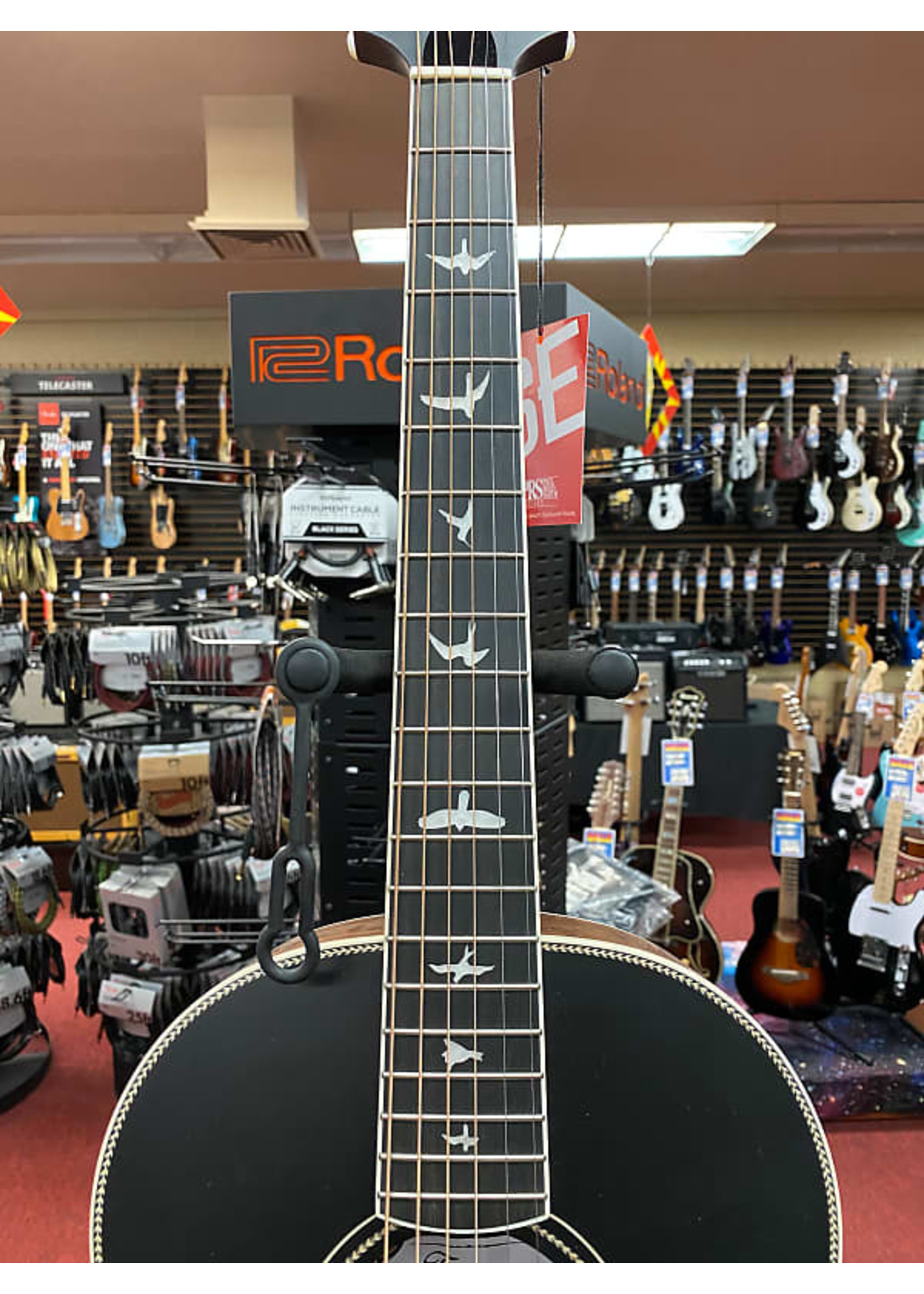 Paul Reed Smith Paul Reed Smith P20 Acoustic/Electric Black Satin