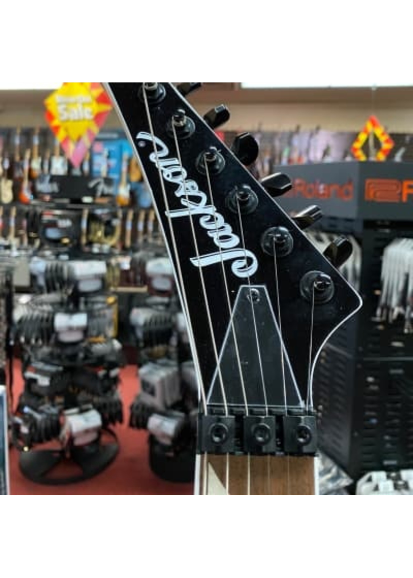 Jackson Jackson X Series Dinky™ DK2X, Laurel Fingerboard, Gloss Black