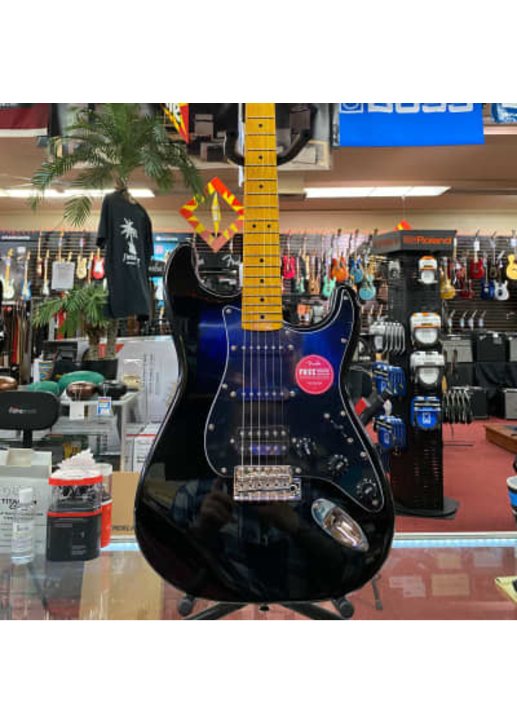 Squier SQUIER CLASSIC VIBE '70S STRATOCASTER® HSS