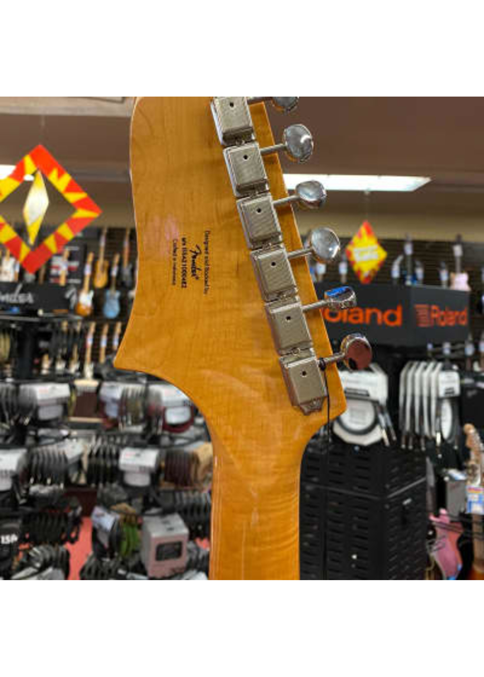 Squier Squier Classic Vibe Starcaster®, Maple Fingerbaord, Natural